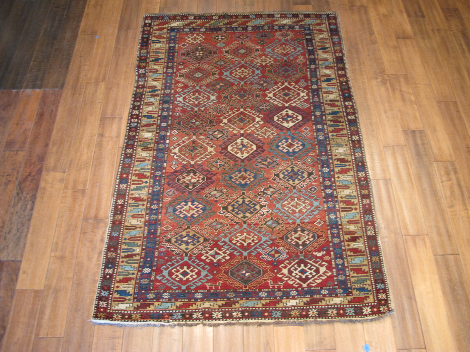 Shirvan Rug | Caucasus | Antique, Circa 1900