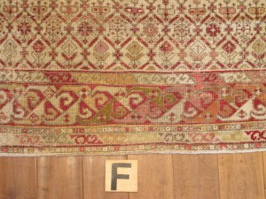 Anatolian Rug 6' 4 x 6' 5 - after repair (6)