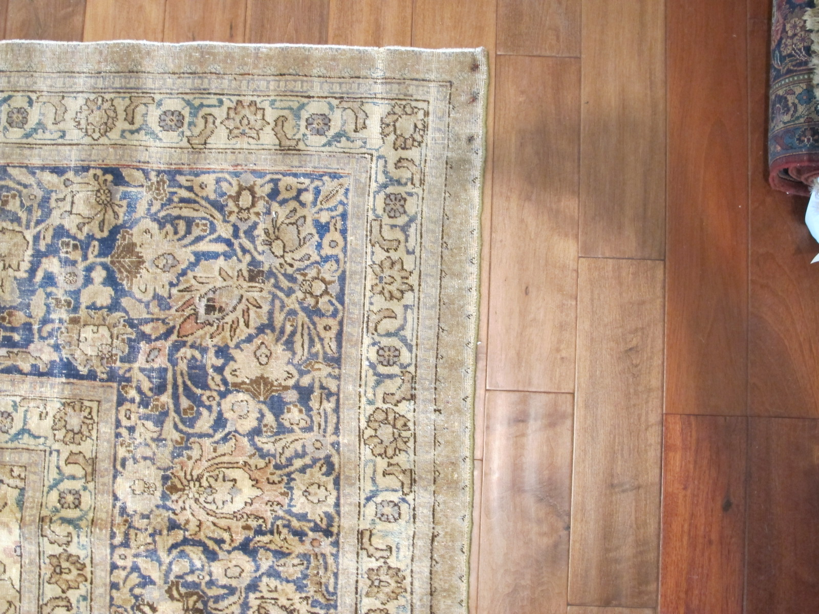 12584 antique persian tabriz rug 12,9 x 21 (2)