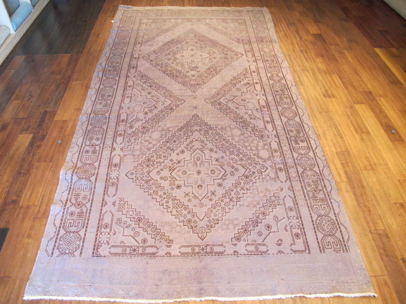 Semi Antique Khotan carpet | Circa 1920s