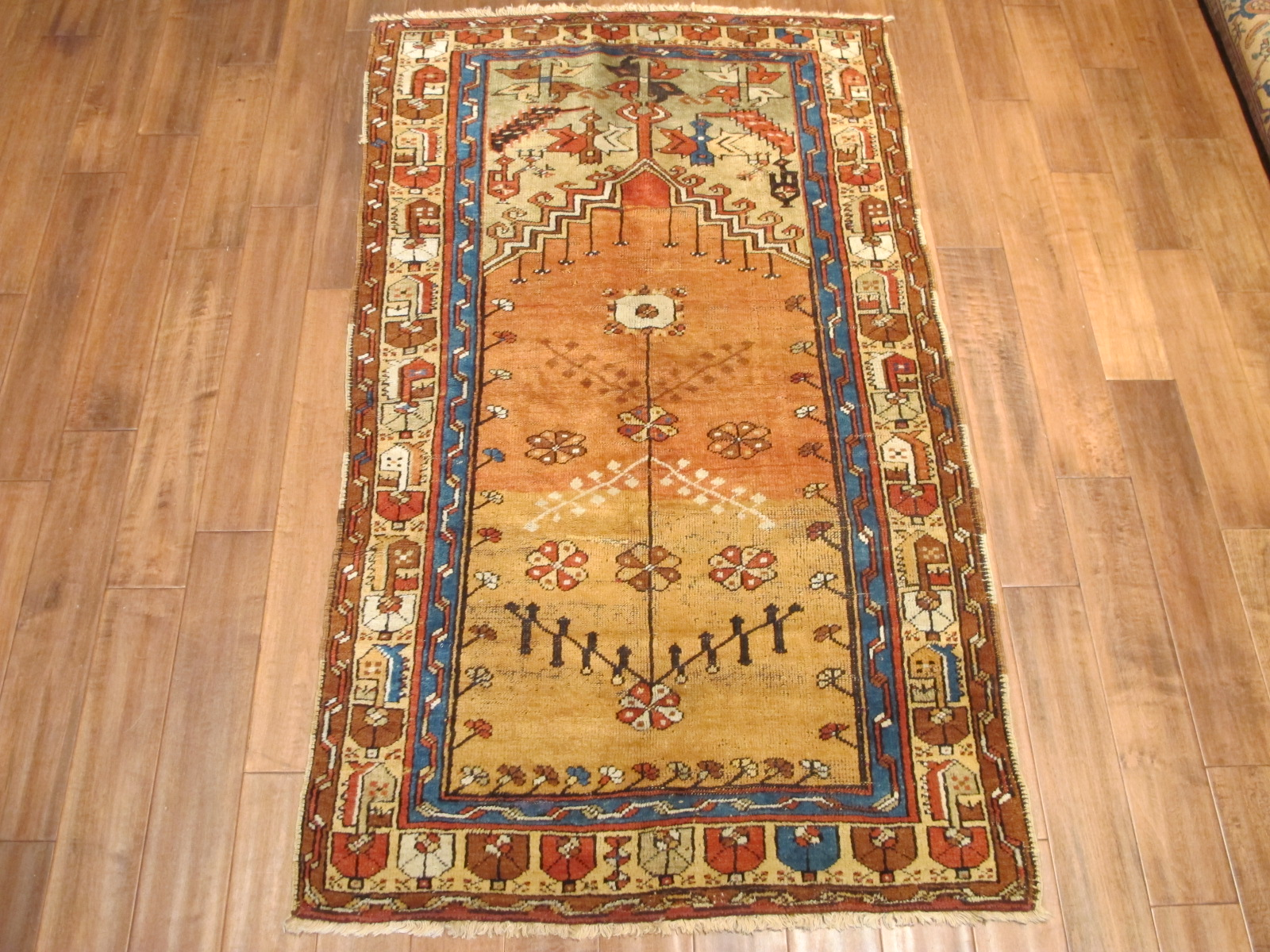 Antique Anatolian Rug | Circa 1900