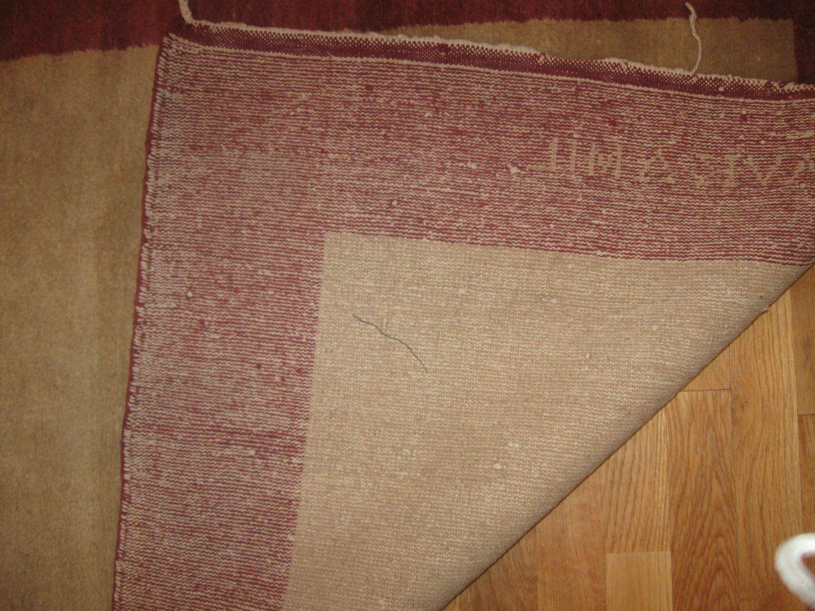 24260 Chinese Fetti hall runner rug 3,3 x 19,6 (1)