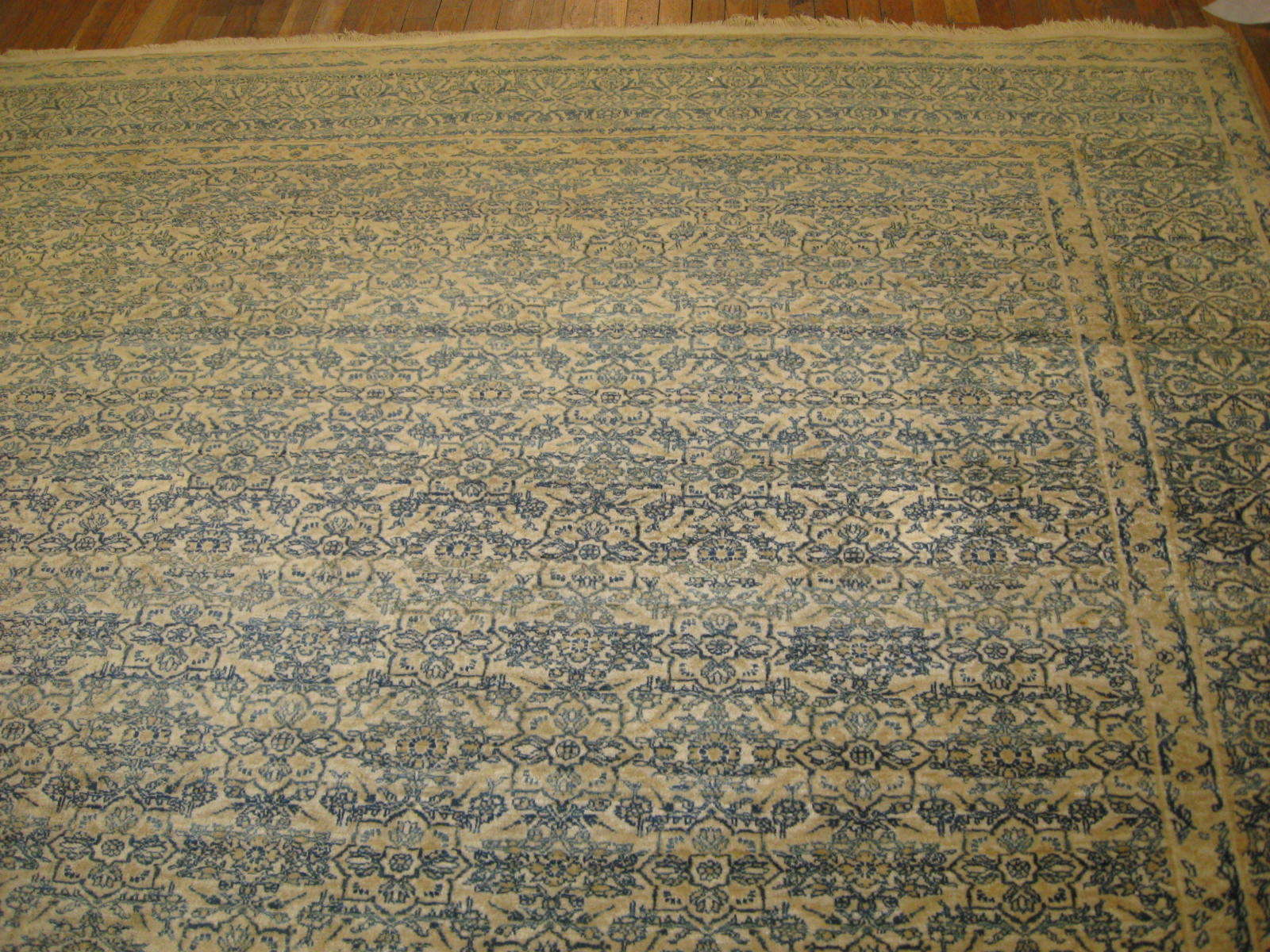 24266 Persian Tabriz carpet 11 x 20,9 (1)