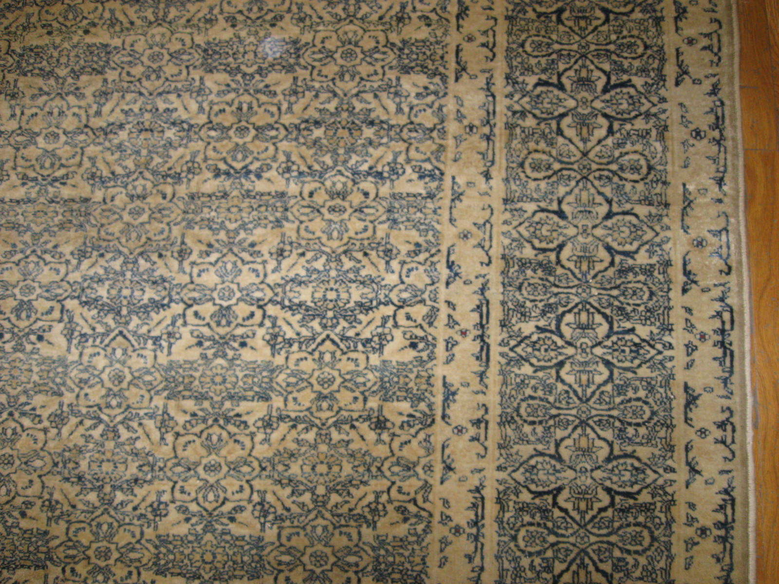 24266 Persian Tabriz carpet 11 x 20,9 (2)