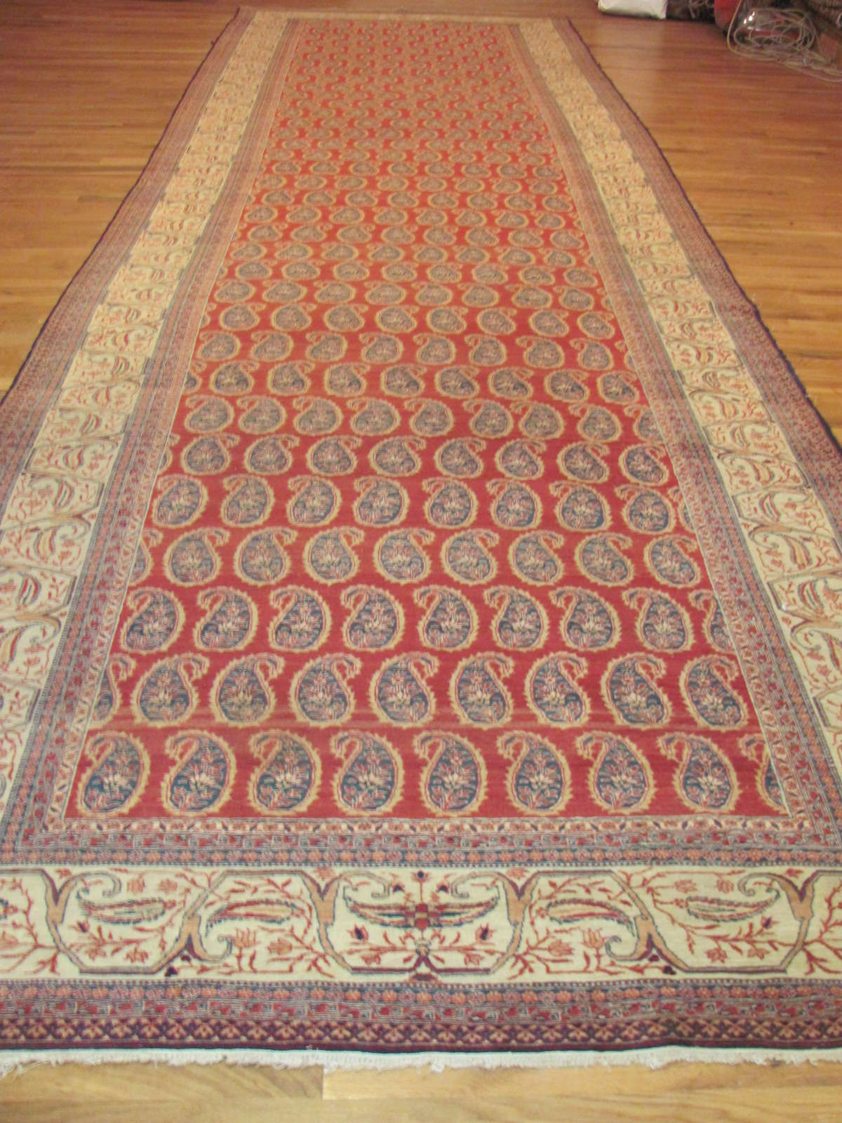 Tabriz Carpet | Persia | Handmade | Antique, Circa 1900