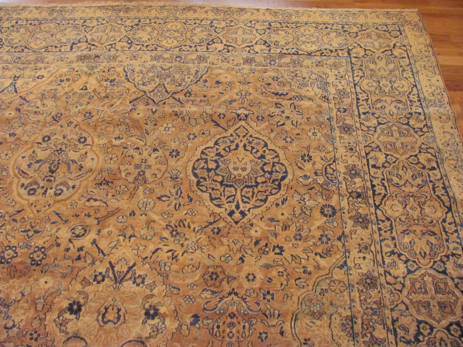 Antique Kirman Carpet | Persia | Circa 1910