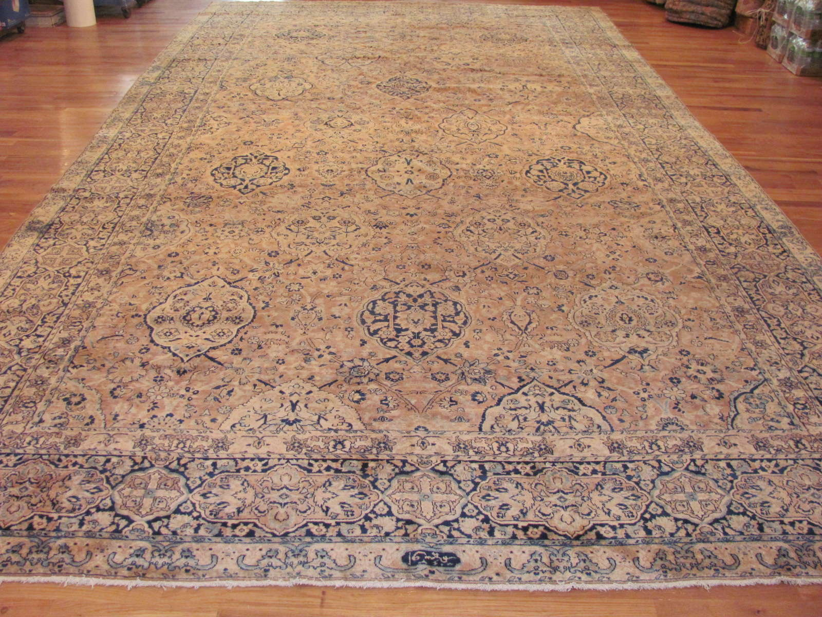 Antique Kerman Carpet | Persia | Circa 1910