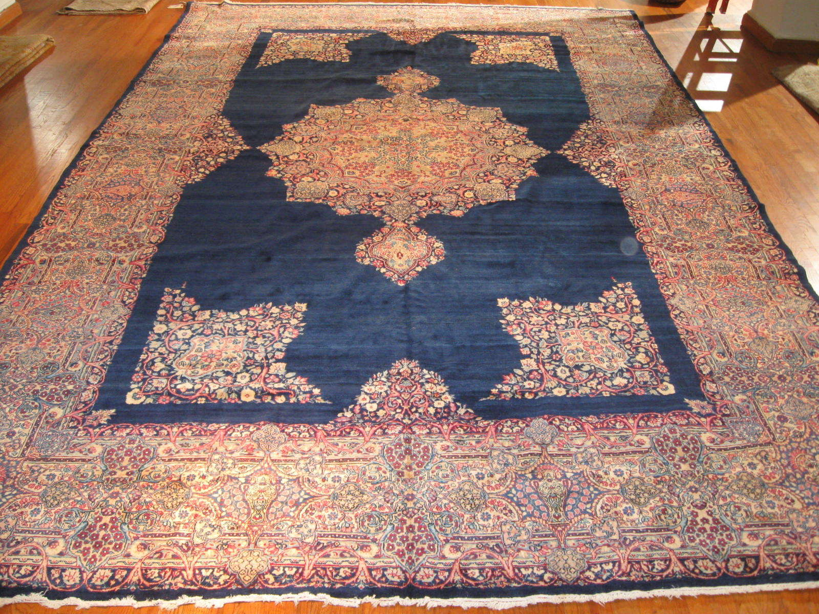 Antique Kirman Carpet | Persia | Circa 1920