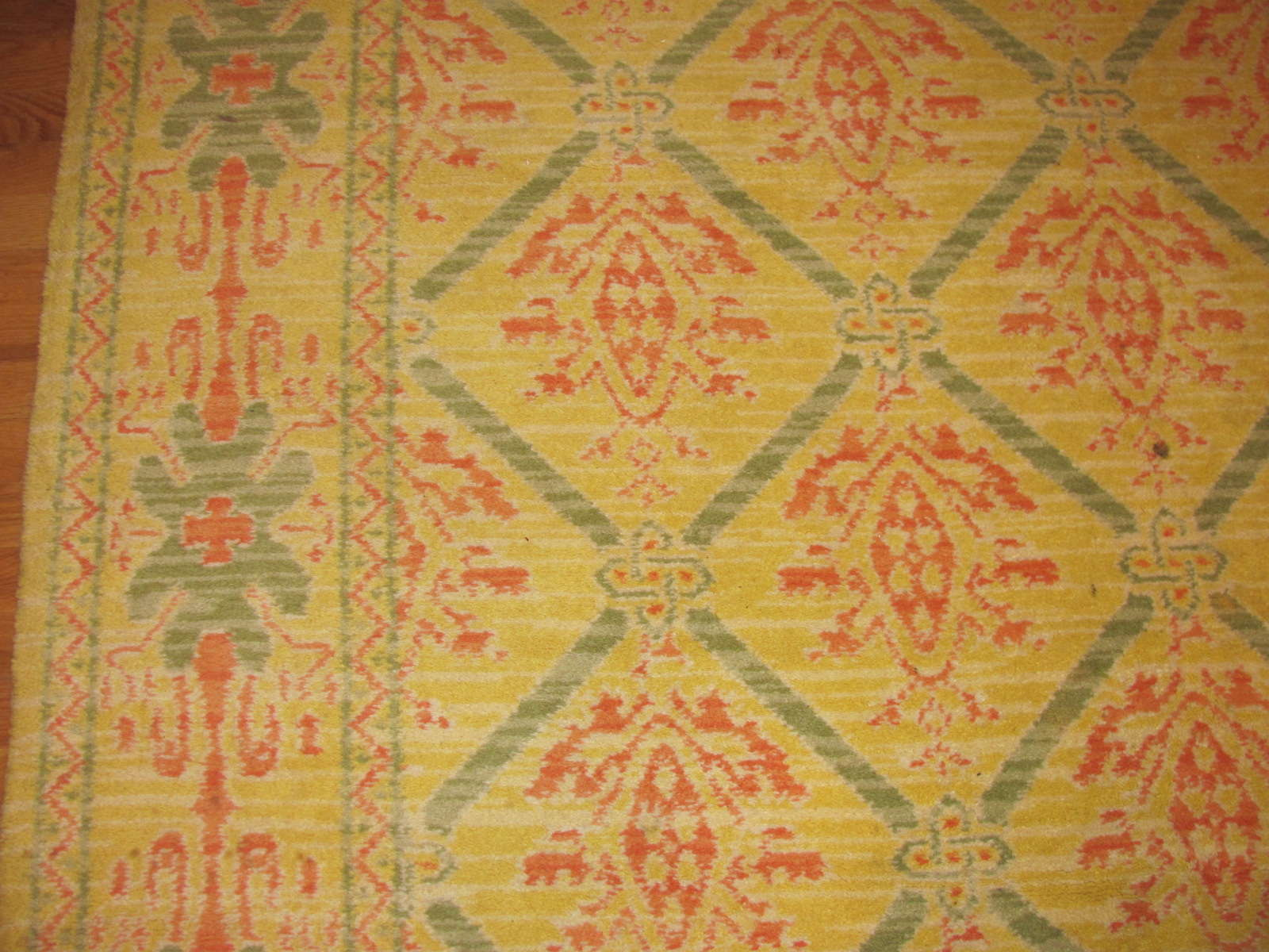 24351 Spanish carpet 12,2 x 15 -2