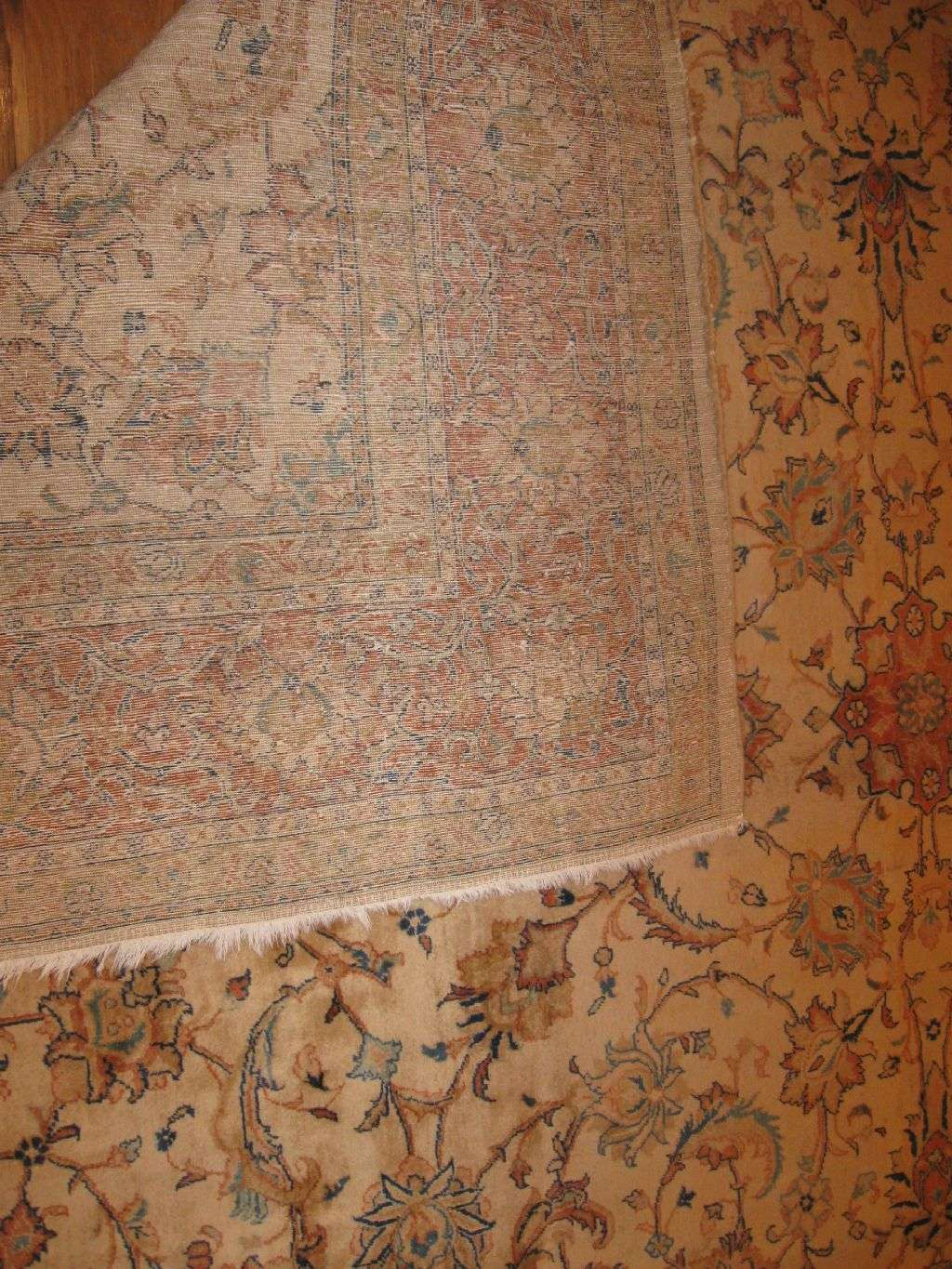 24411 Persian Sarouk carpet 8,1 x 11,4 -2