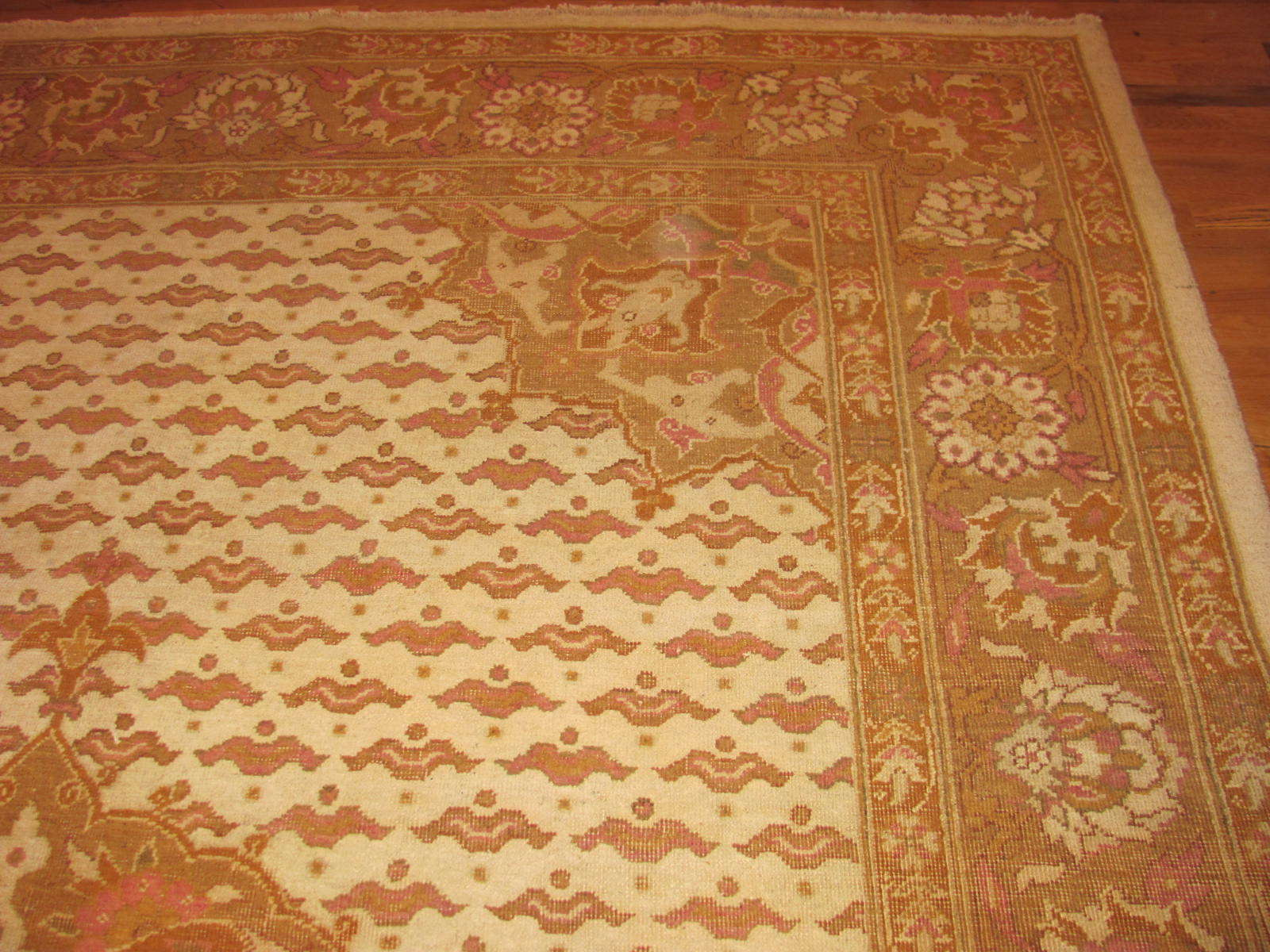 24418 antique Indian Amritsar 8,10 x 11,6 -1