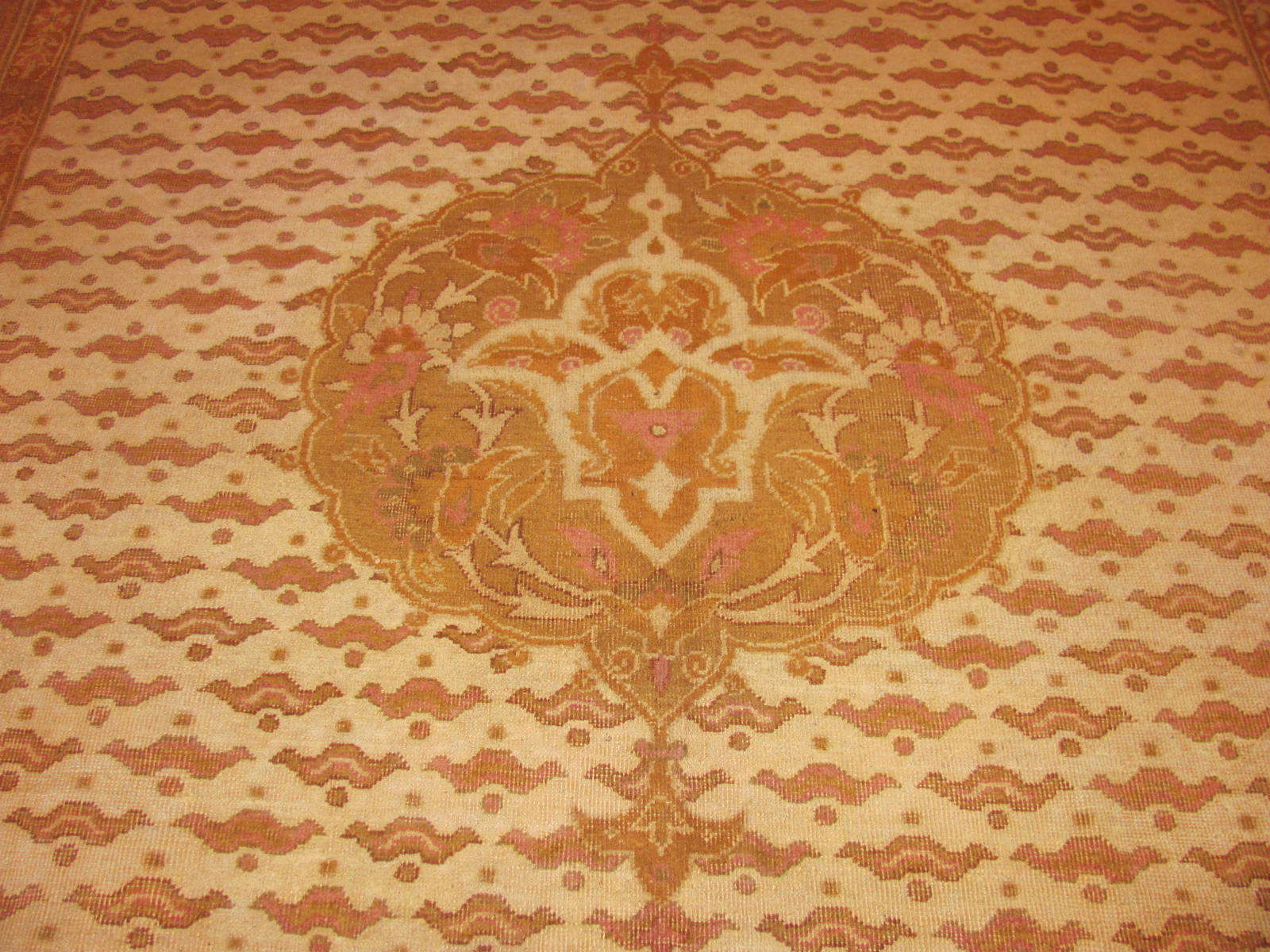 24418 antique Indian Amritsar 8,10 x 11,6 -2