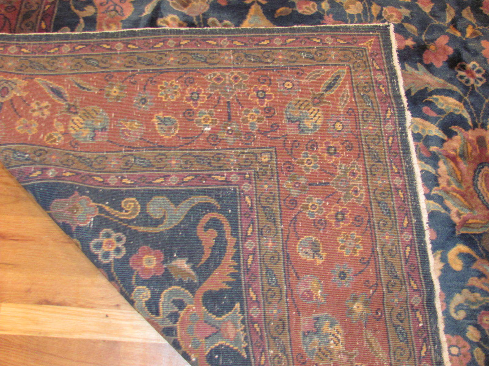24424 Sino Persian carpet 9,2x11,10 -3