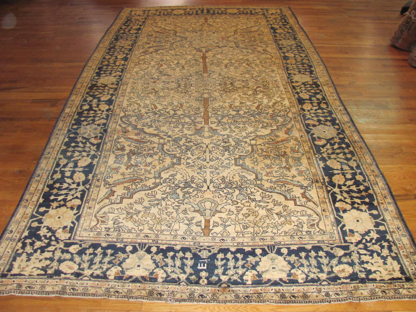 Persian Mishan Malayer Rug | Antique | Circa 1900
