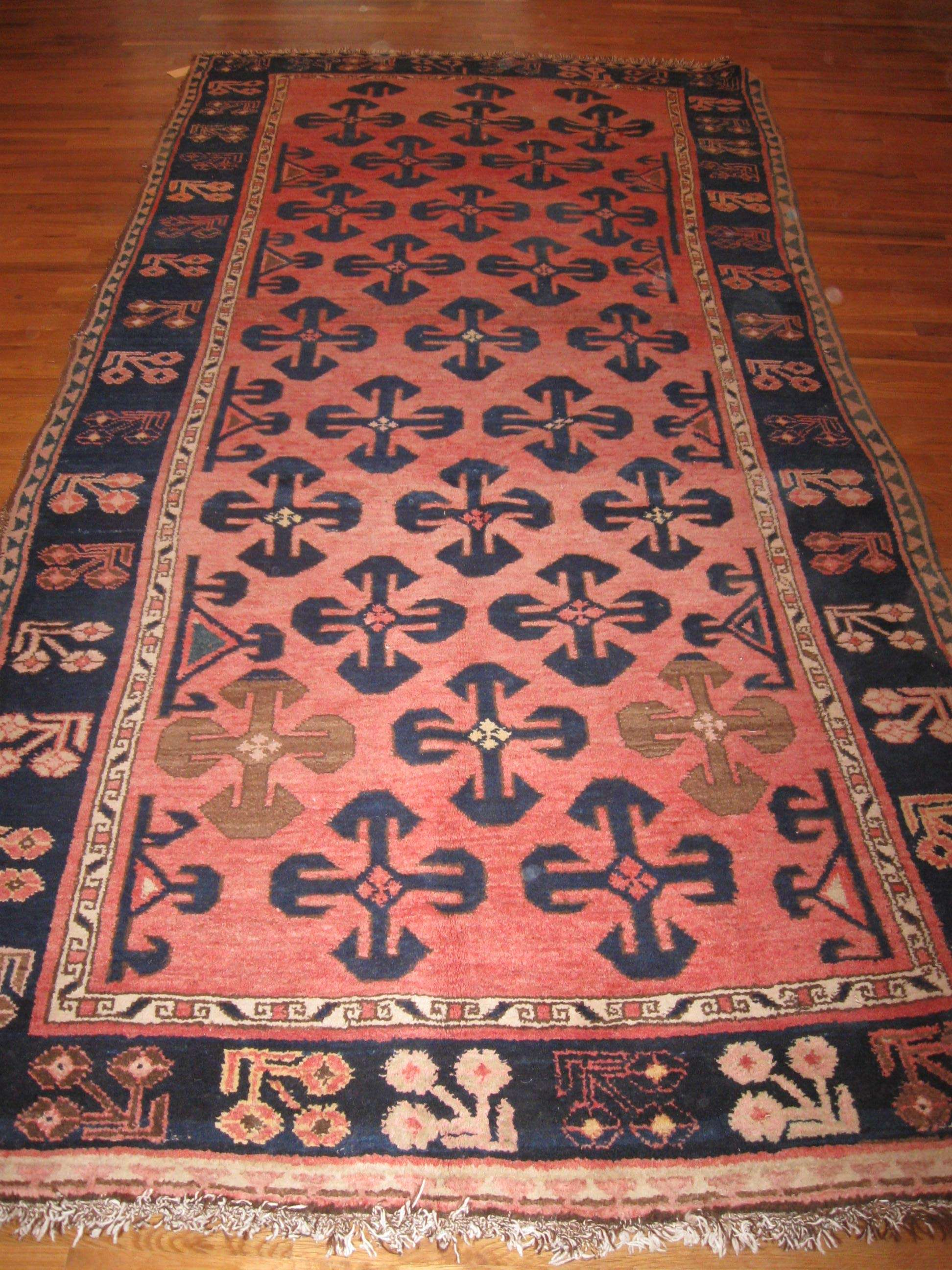 Khotan Rug | East Turkestan | Antique, Circa 1910