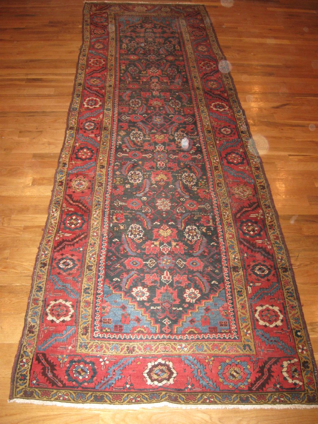 Bakshaish Rug | Persia | Antique | Circa 1890