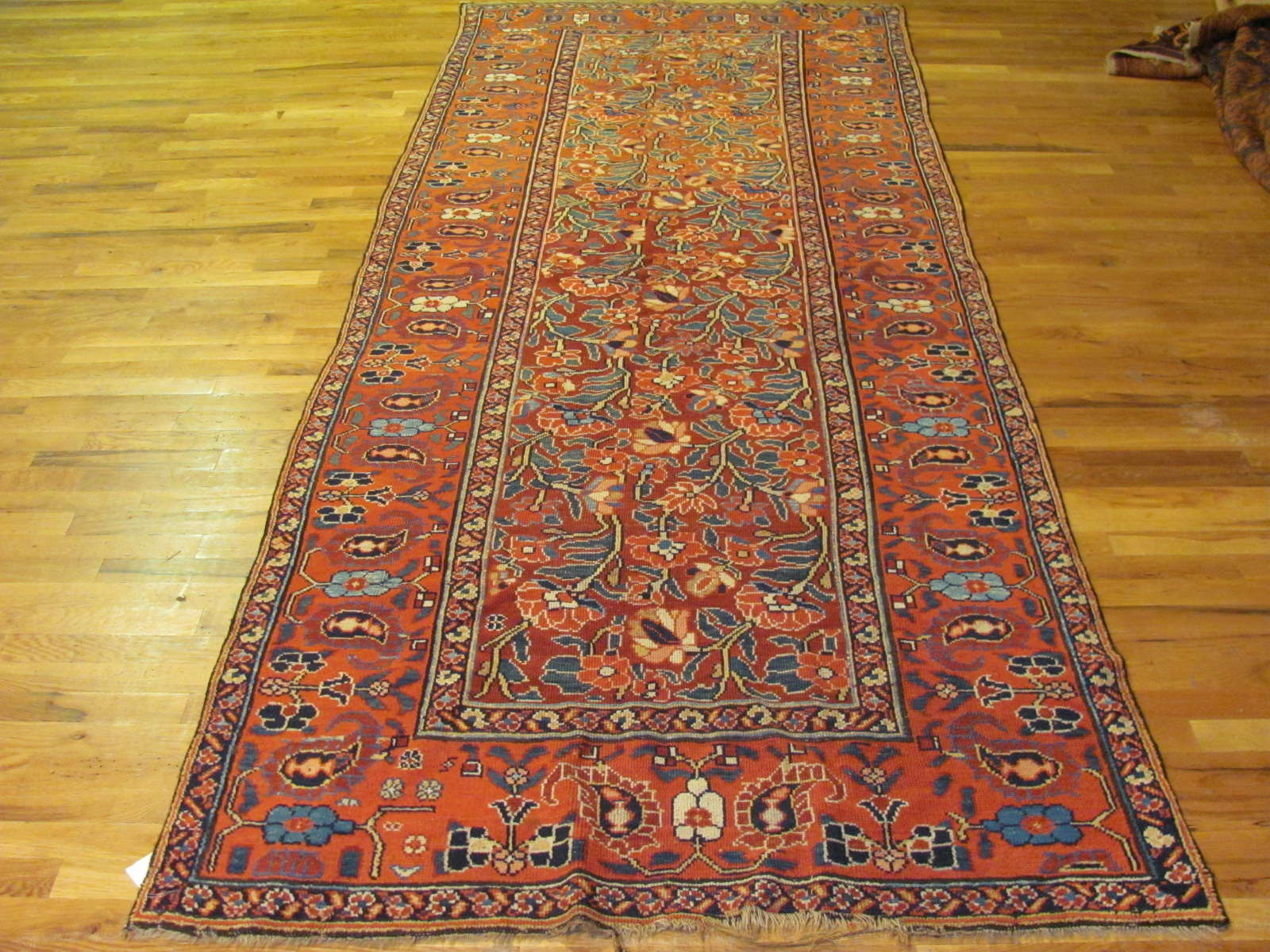 Kurd Rug | Northwest Persia | Handmade | Antique Circa 1880