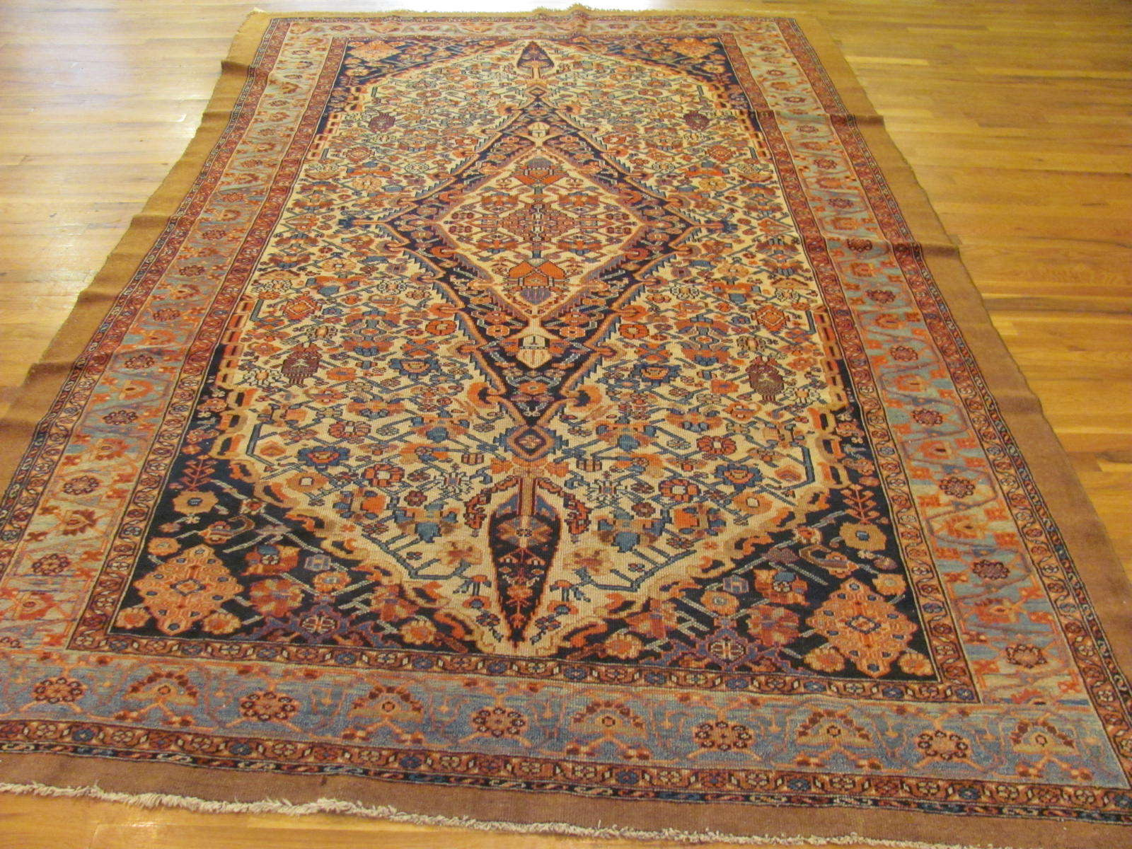Persian Malayer Rug | Antique | Circa 1900