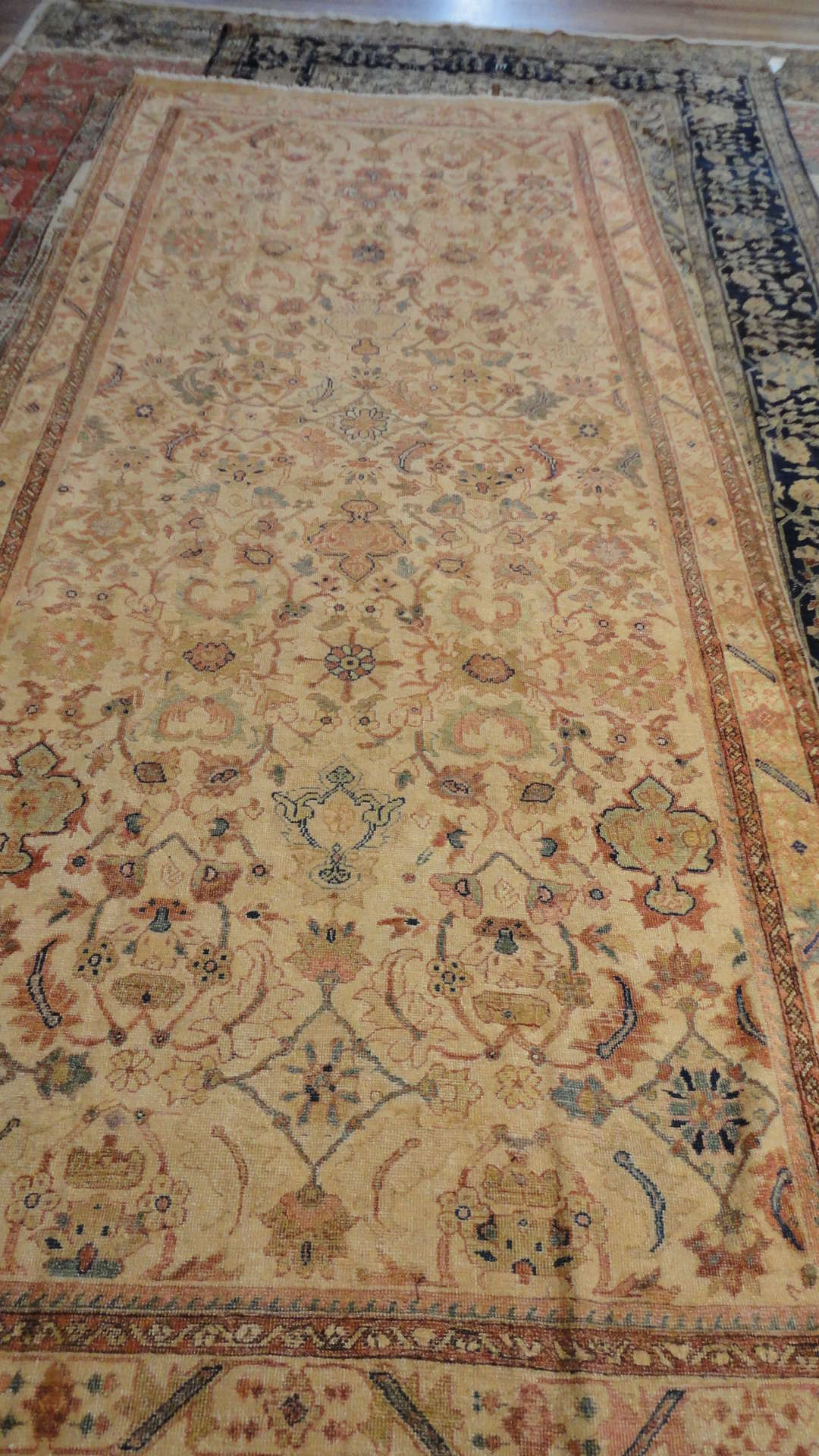 Mahal Rug | Persia | Antique, Circa 1890