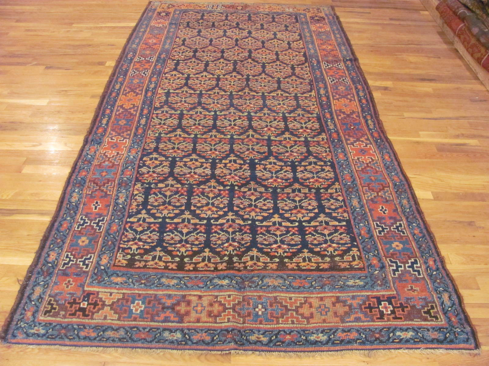 Kurd Rug | Northwest Persia | Handmade | Antique Circa 1920