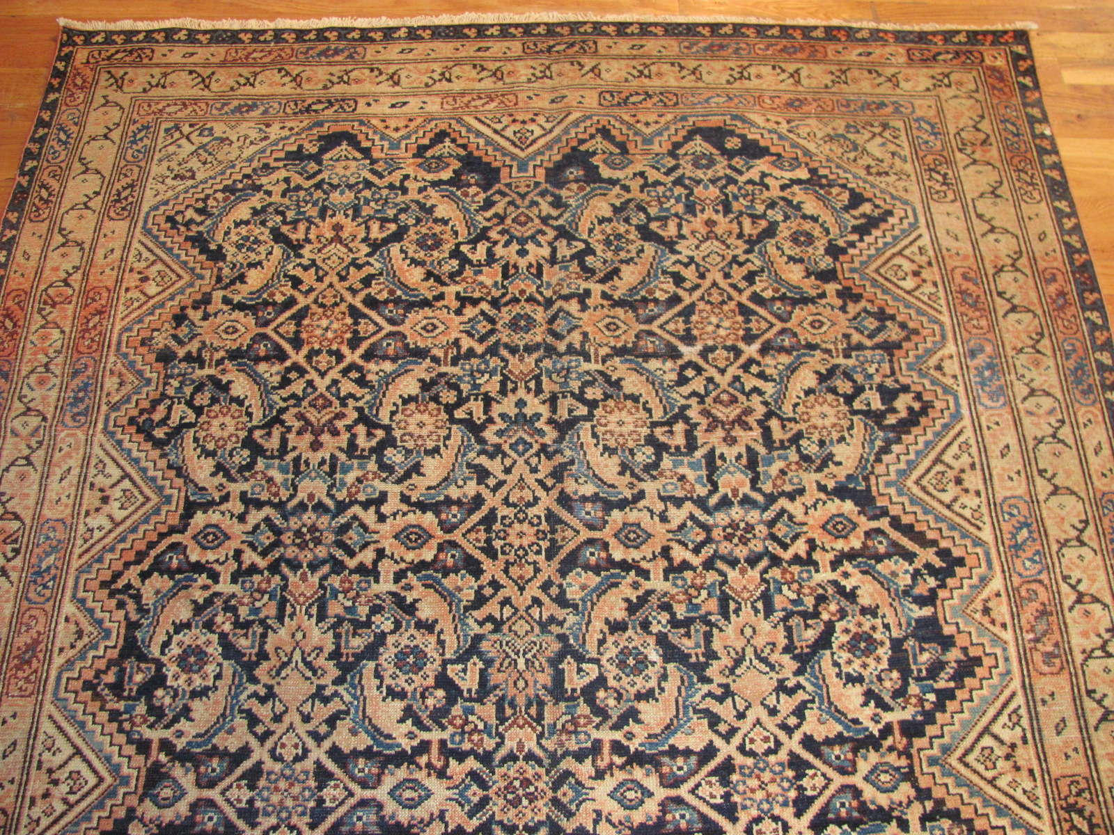 24500 antique Persian Malayer rug 4,4 x 9,4 -1