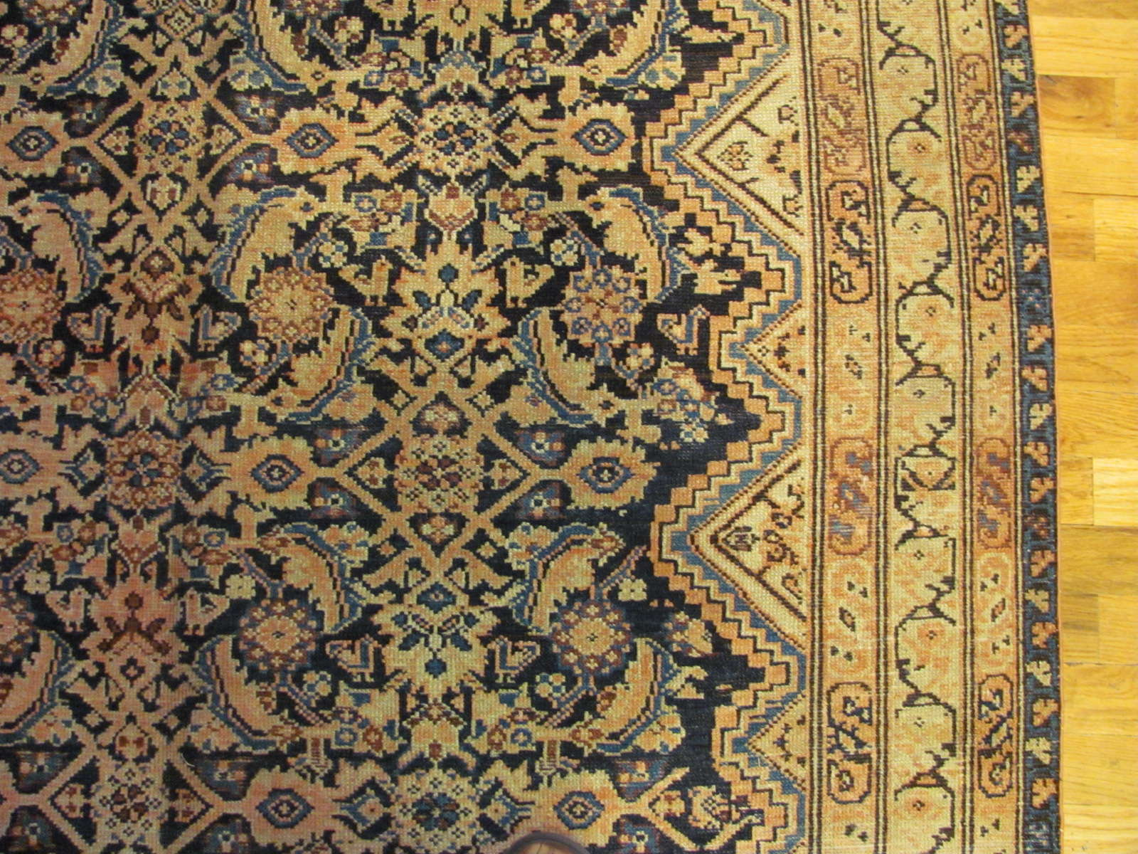 24500 antique Persian Malayer rug 4,4 x 9,4 -2
