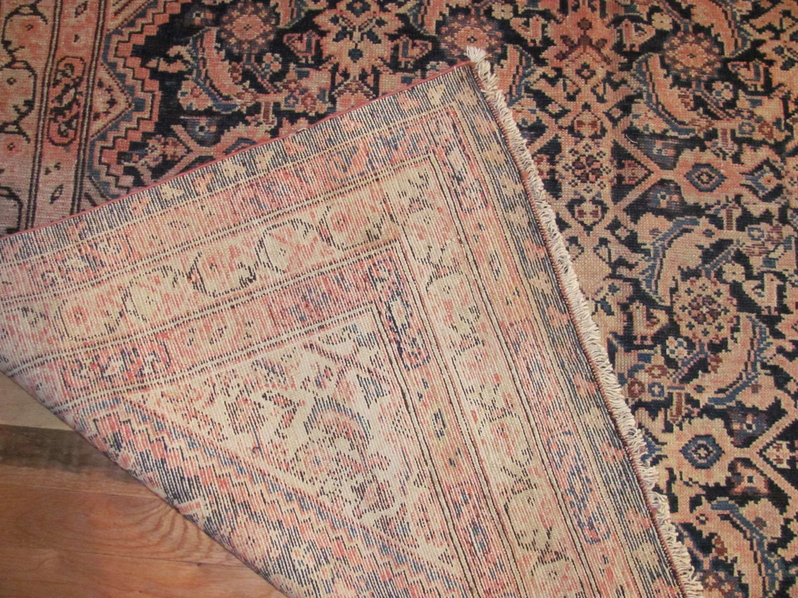 24500 antique Persian Malayer rug 4,4 x 9,4 -3