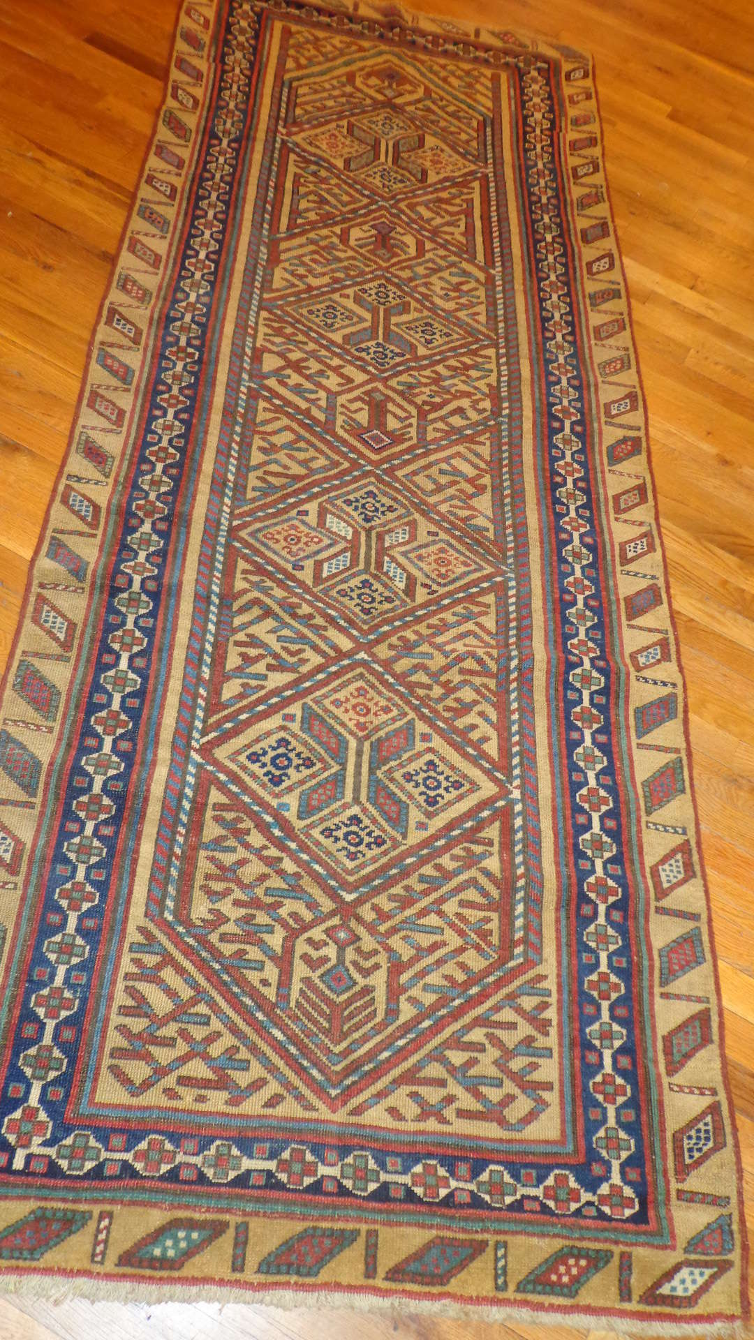 Bakshaish Rug | Persia | Antique | Circa 1900