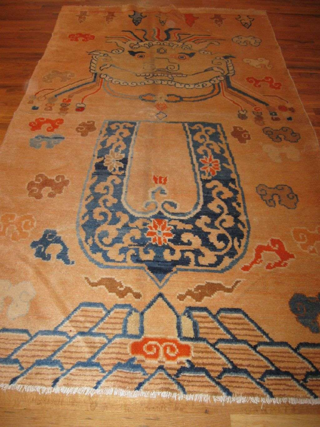 Ningxia Rug | China | Antique, Circa 1880