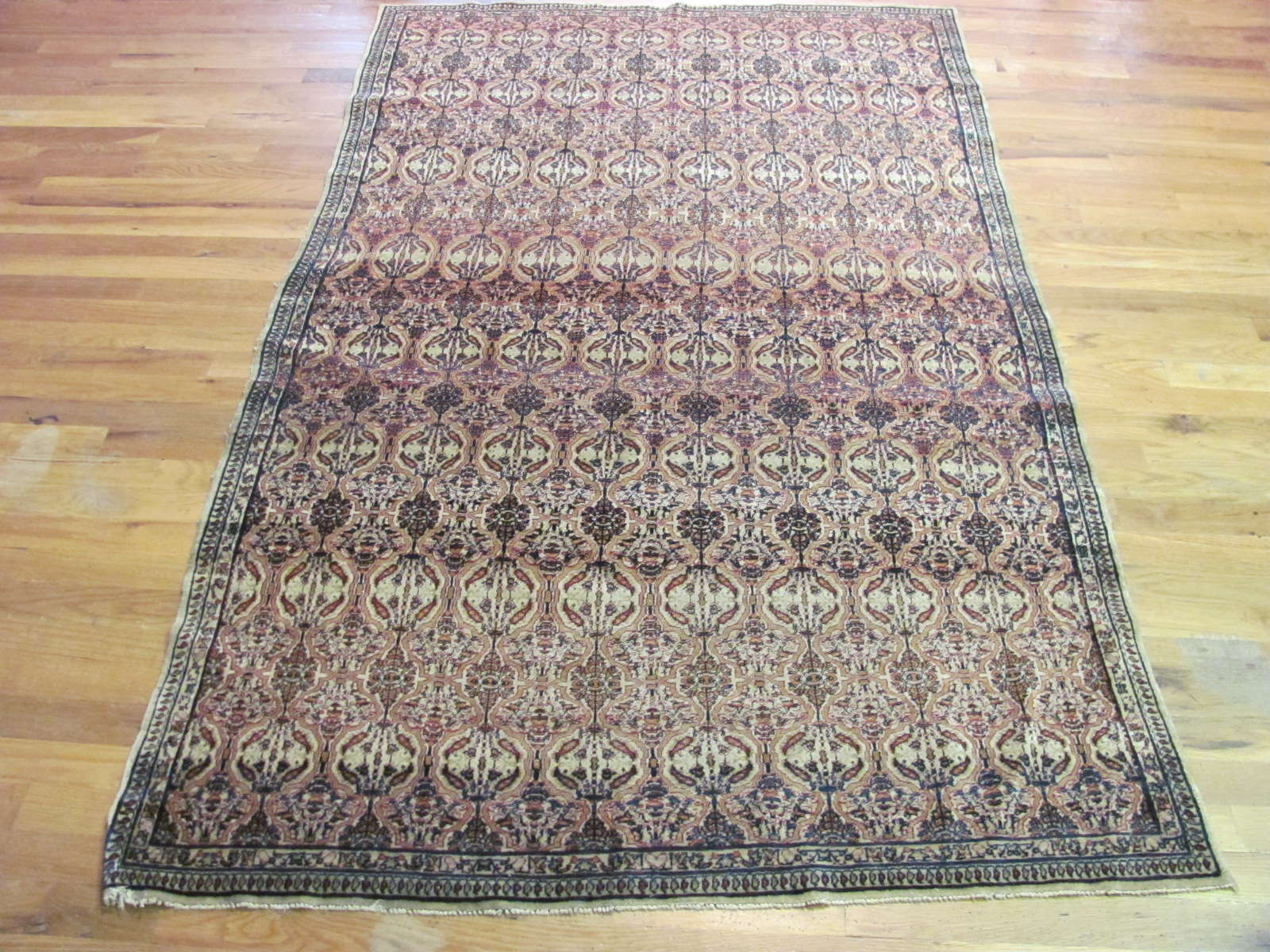 Antique Kerman Lavar Rug | Persia | Circa 1890