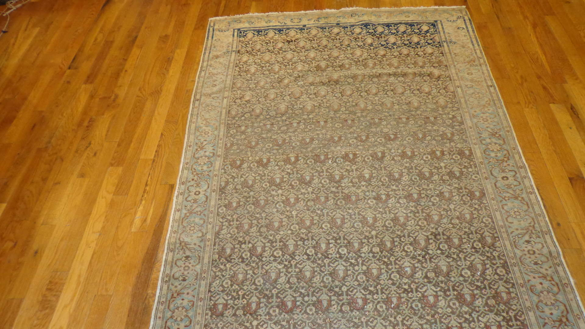 Persian Mishan Malayer Rug | Antique | Circa 1890