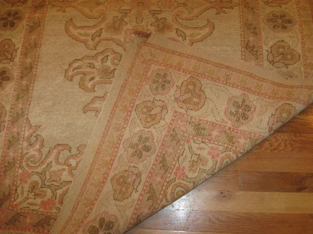 24720 antique indian amritsar rug 4,1 x 6,6 -1