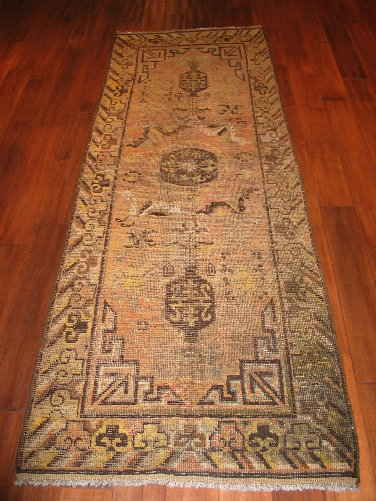 Khotan Rug | East Turkestan | Antique, Circa 1900