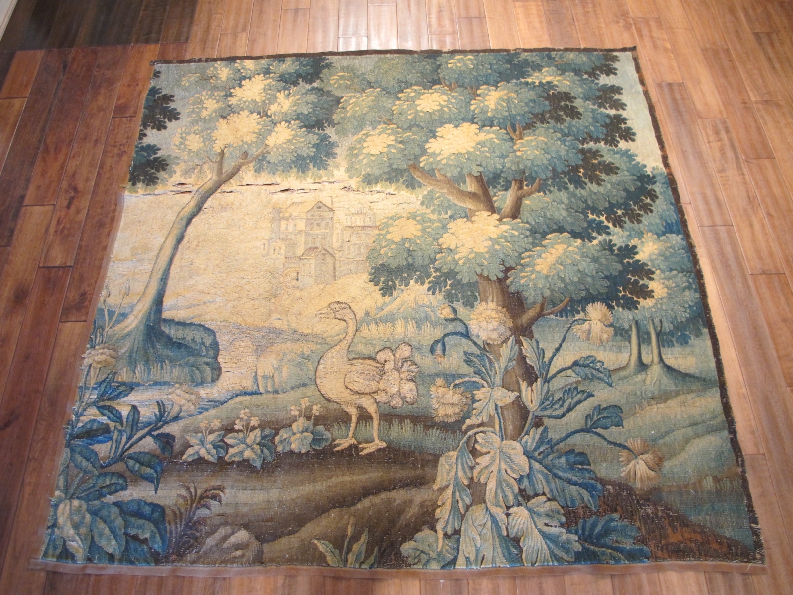 French Tapestry | Antique Circa 17th Century