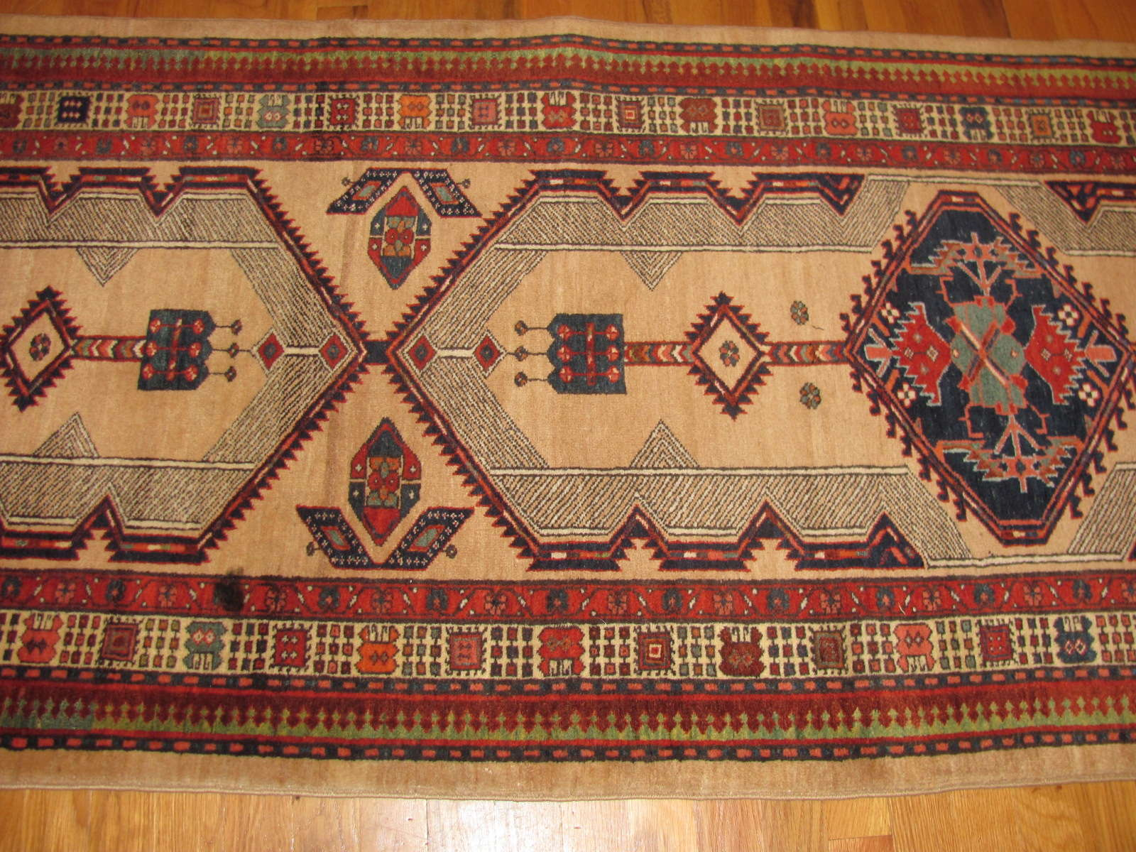 24444 Persian Serab hall runner 2,9x11,2 -2
