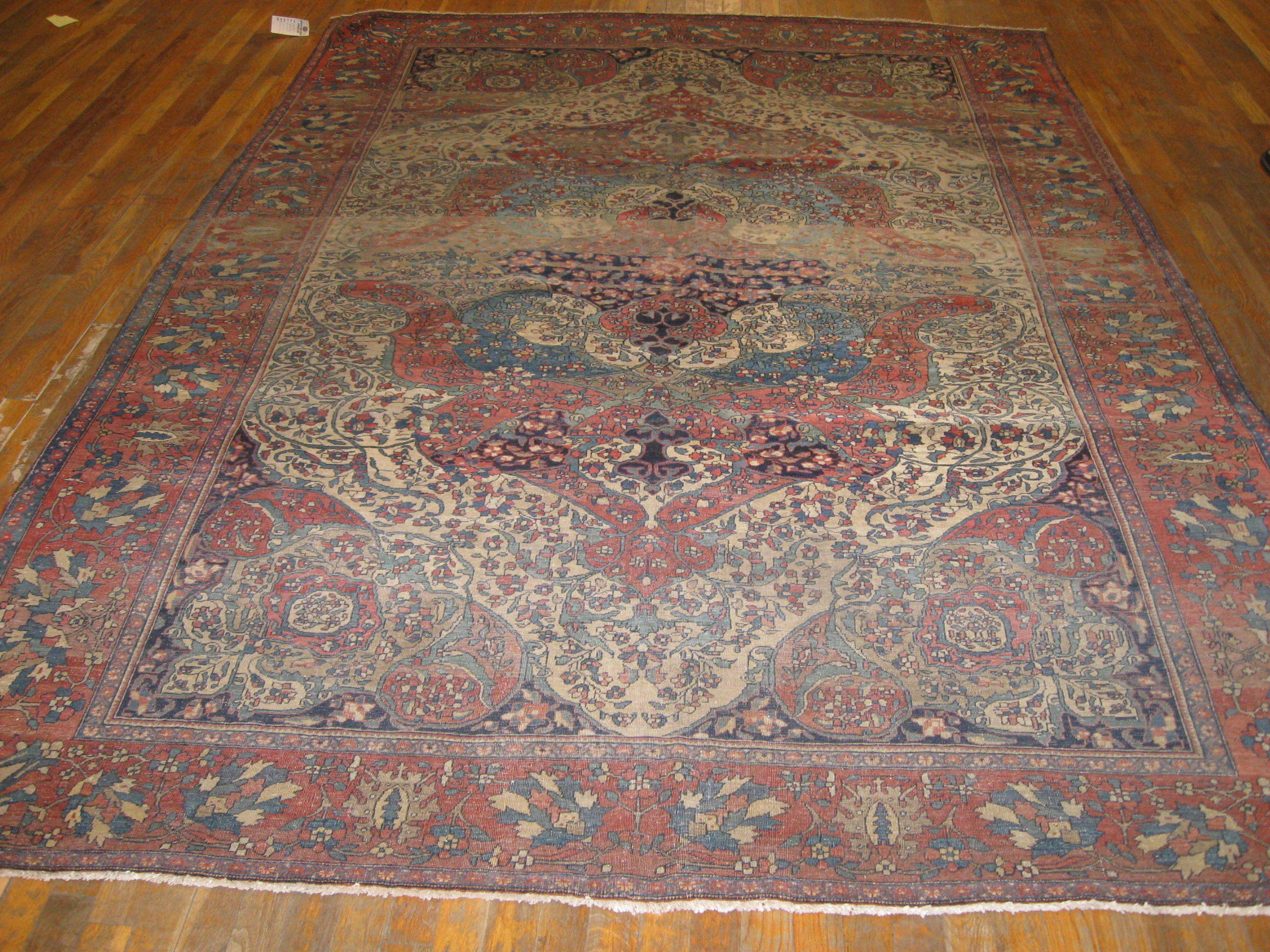 Sarouk Ferahan Carpet | Persia | Antique, Circa 1910