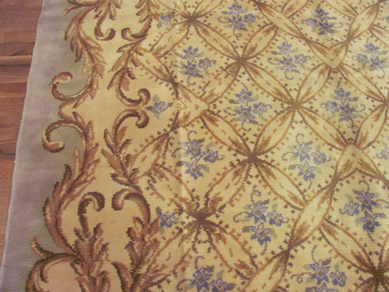 24489 Spanish carpet 7 x 9,2 -2