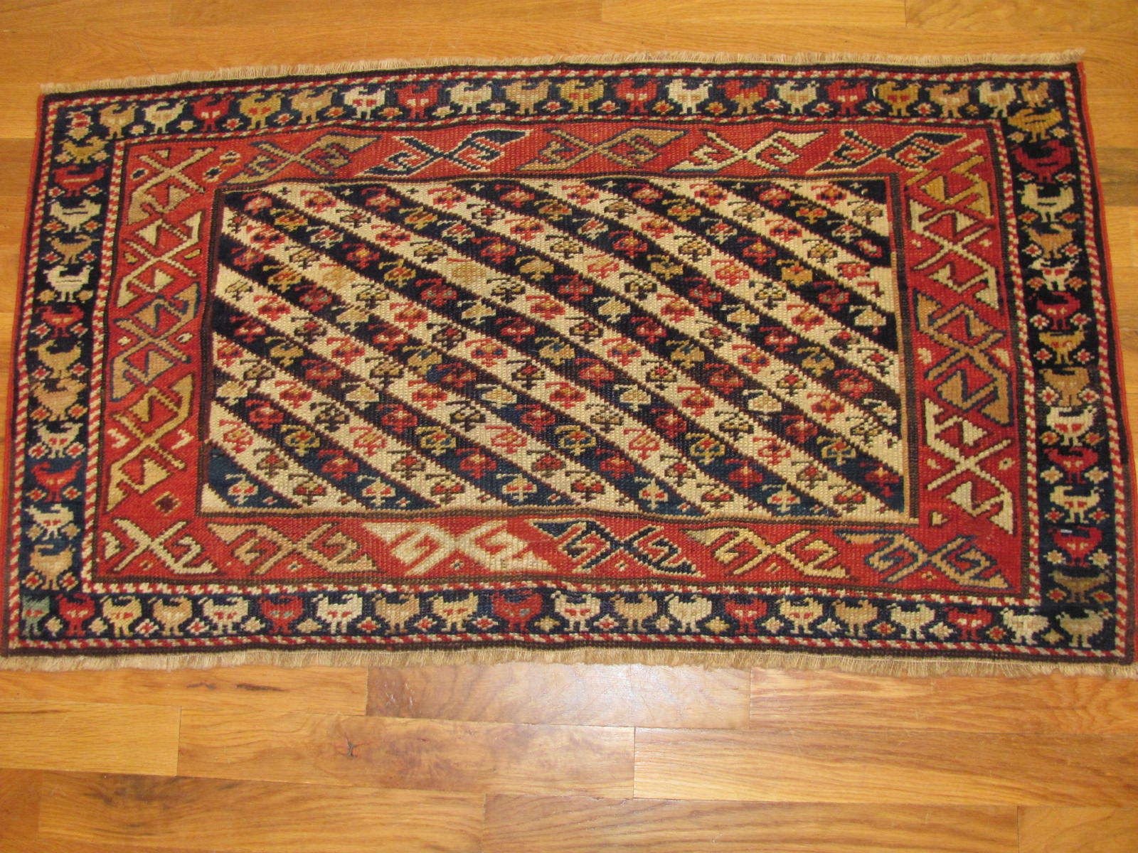 Shirvan Rug | Caucasus | Antique, Circa 1890