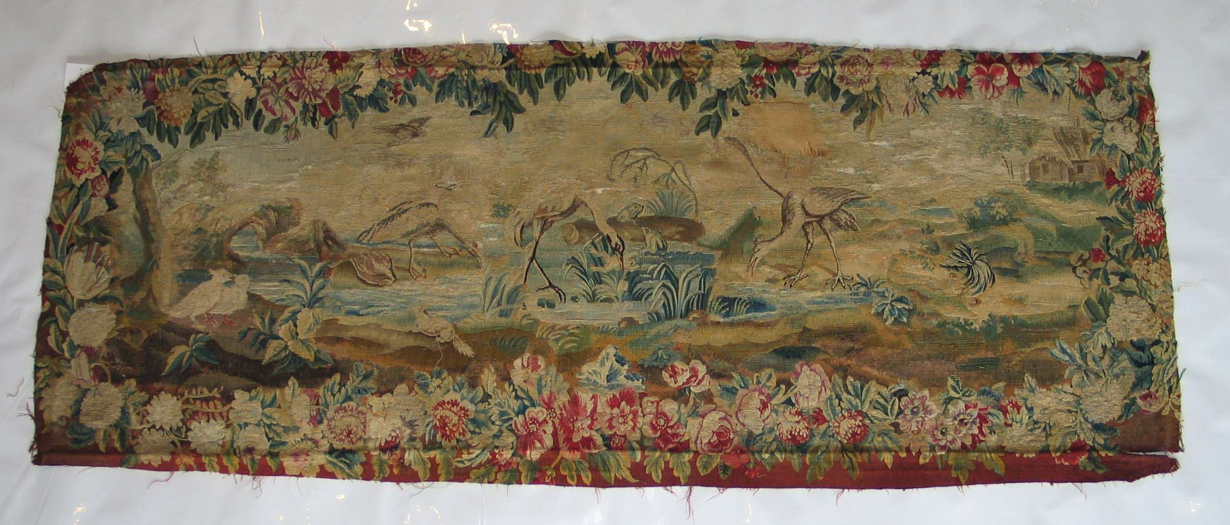 French Tapestry | Antique Circa Early 1800s