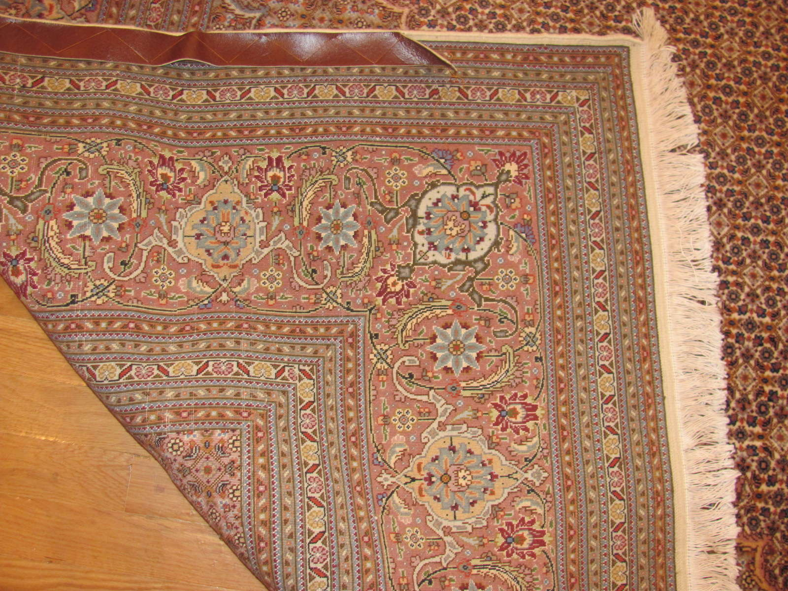 24712 Persian Tabriz carpet 8,3x11,3