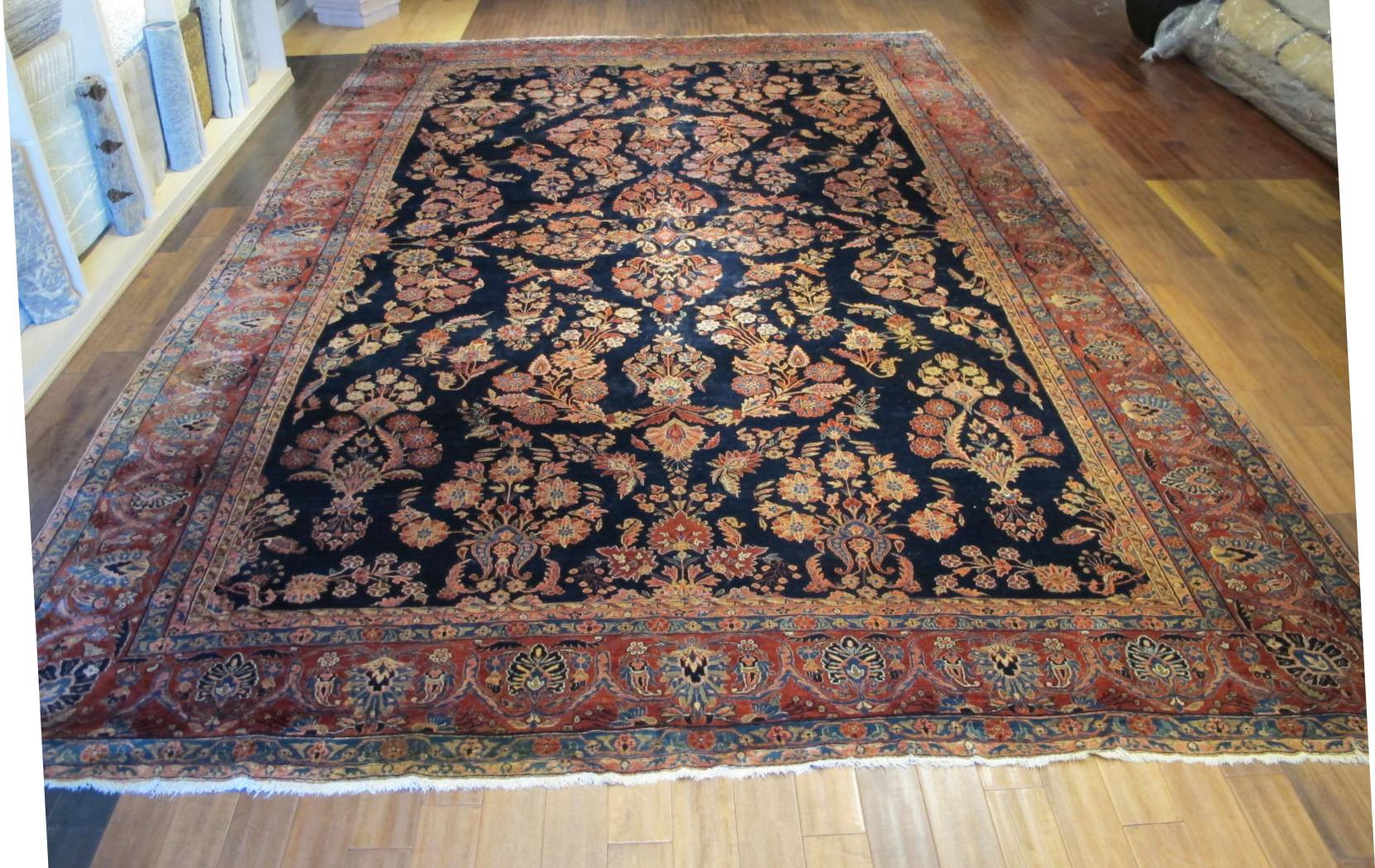 13020 persian sarouk mohajeran carpet 11,1x17 (2)