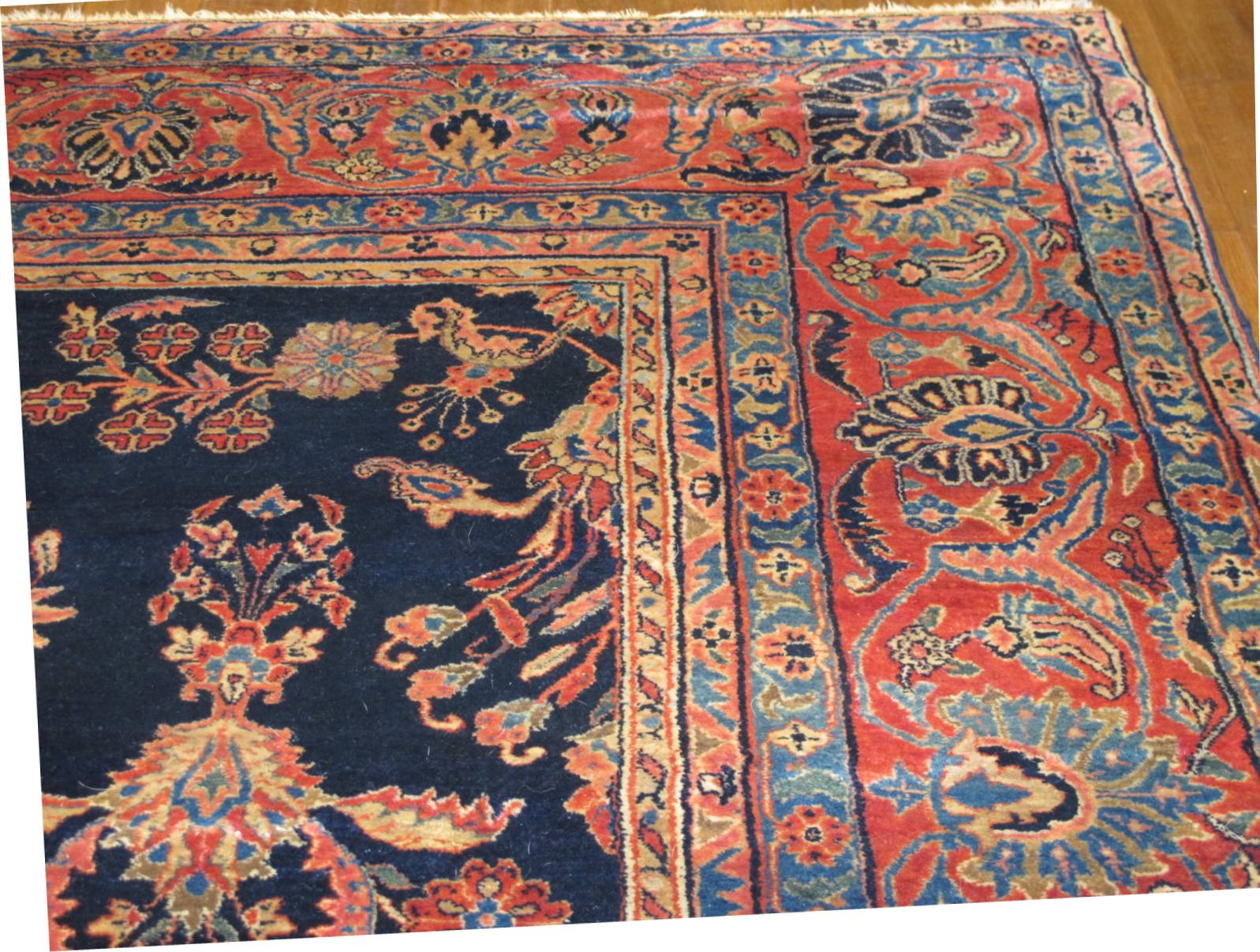 13020 persian sarouk mohajeran carpet 11,1x17 (3)