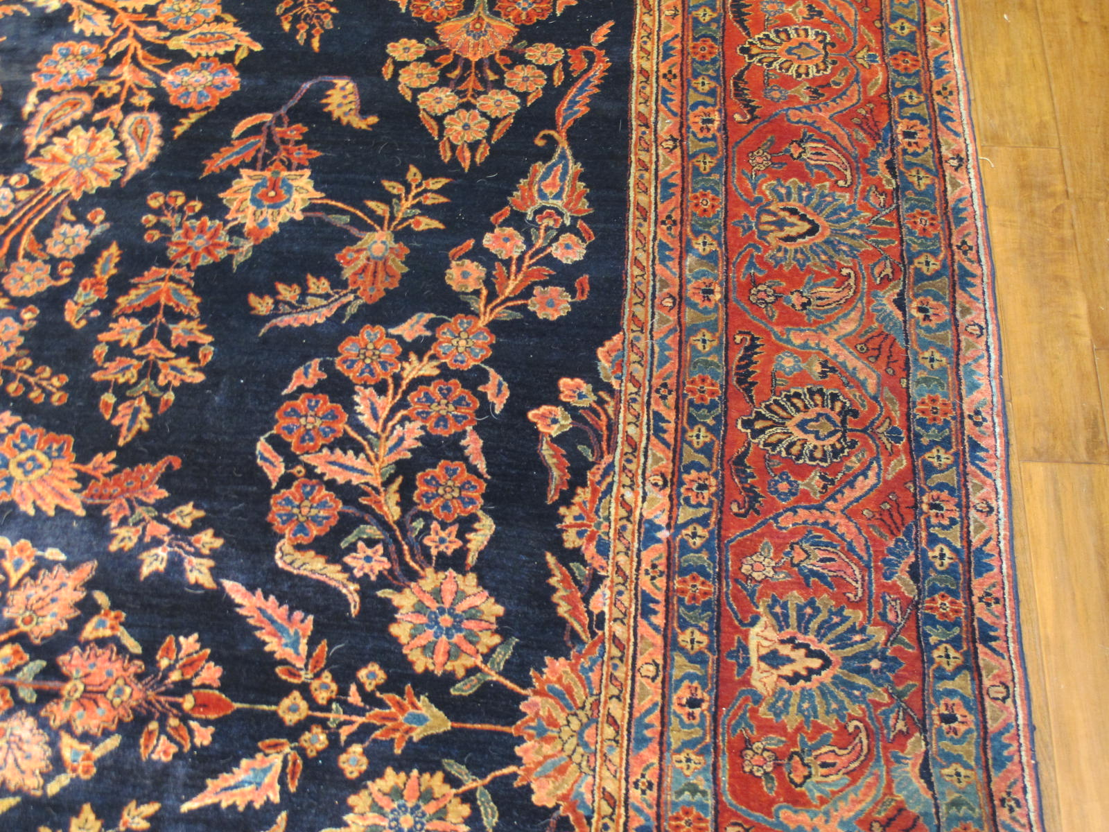 13020 persian sarouk mohajeran carpet 11,1x17 (4)