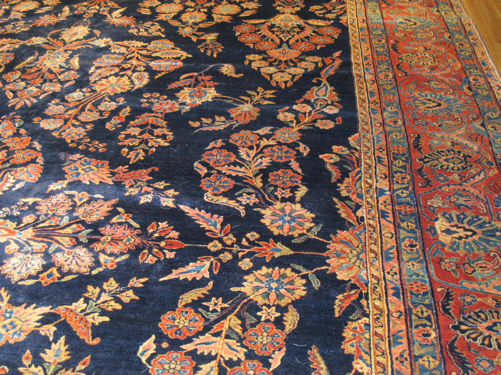 13020 persian sarouk mohajeran carpet 11,1x17 (5)