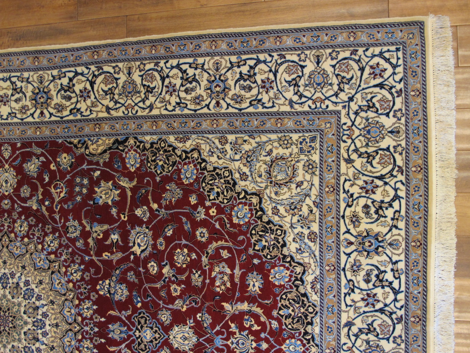 13084 Persian Nain carpet 10 x 6,9 (2)