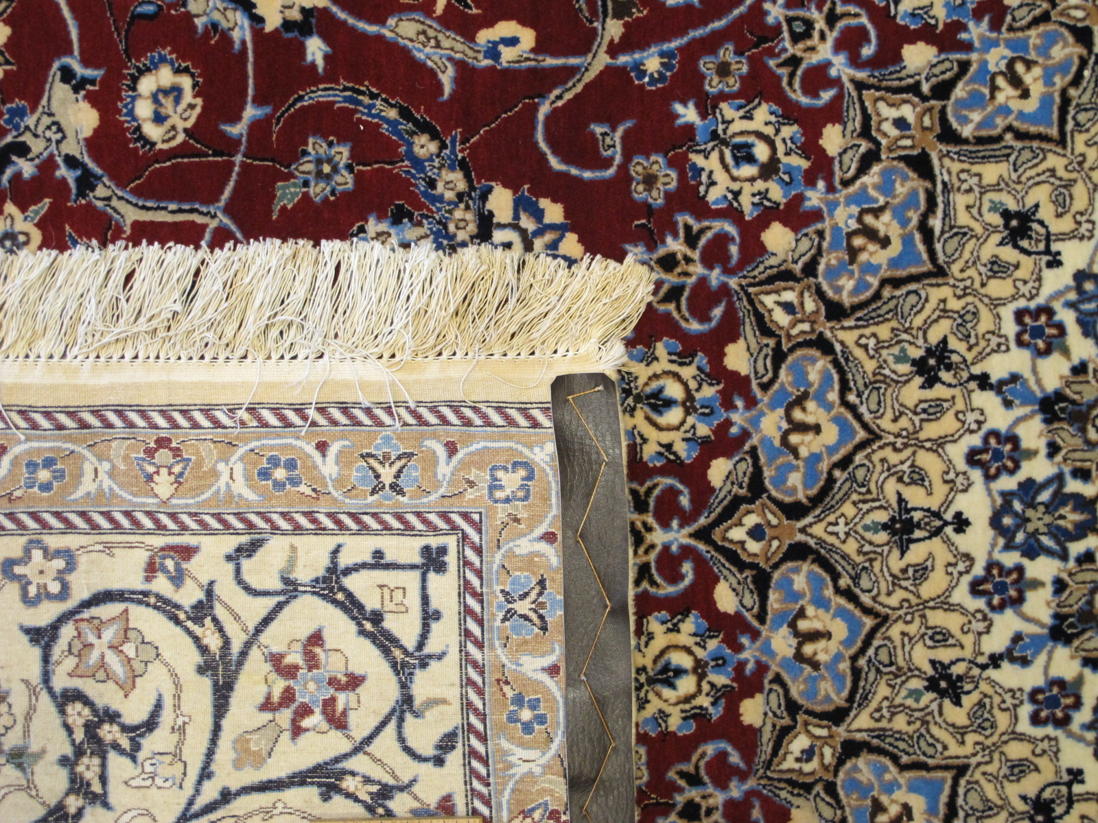 13084 Persian Nain carpet 10 x 6,9 (6)