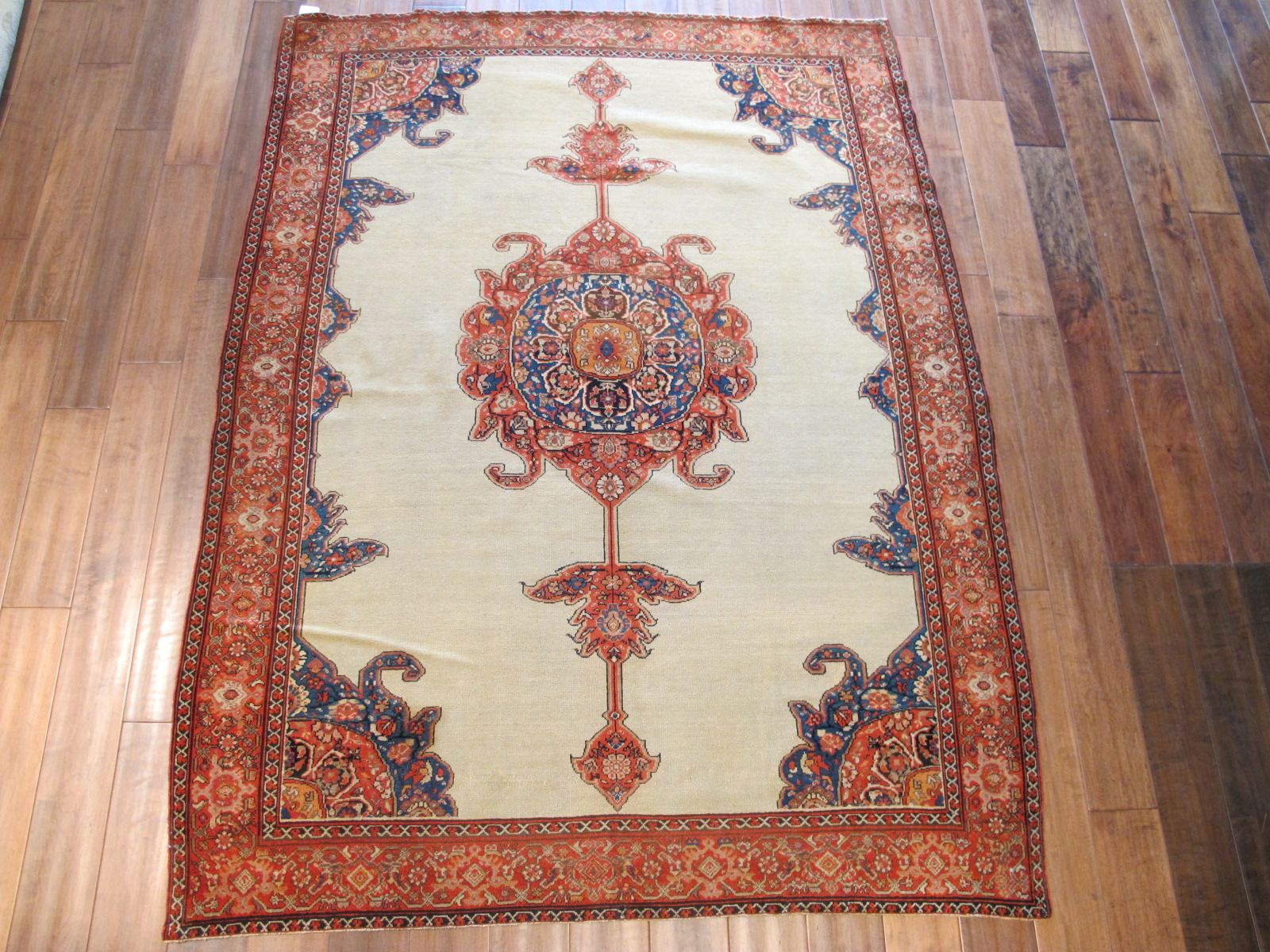 Persian Malayer Rug | Antique | Circa 1890