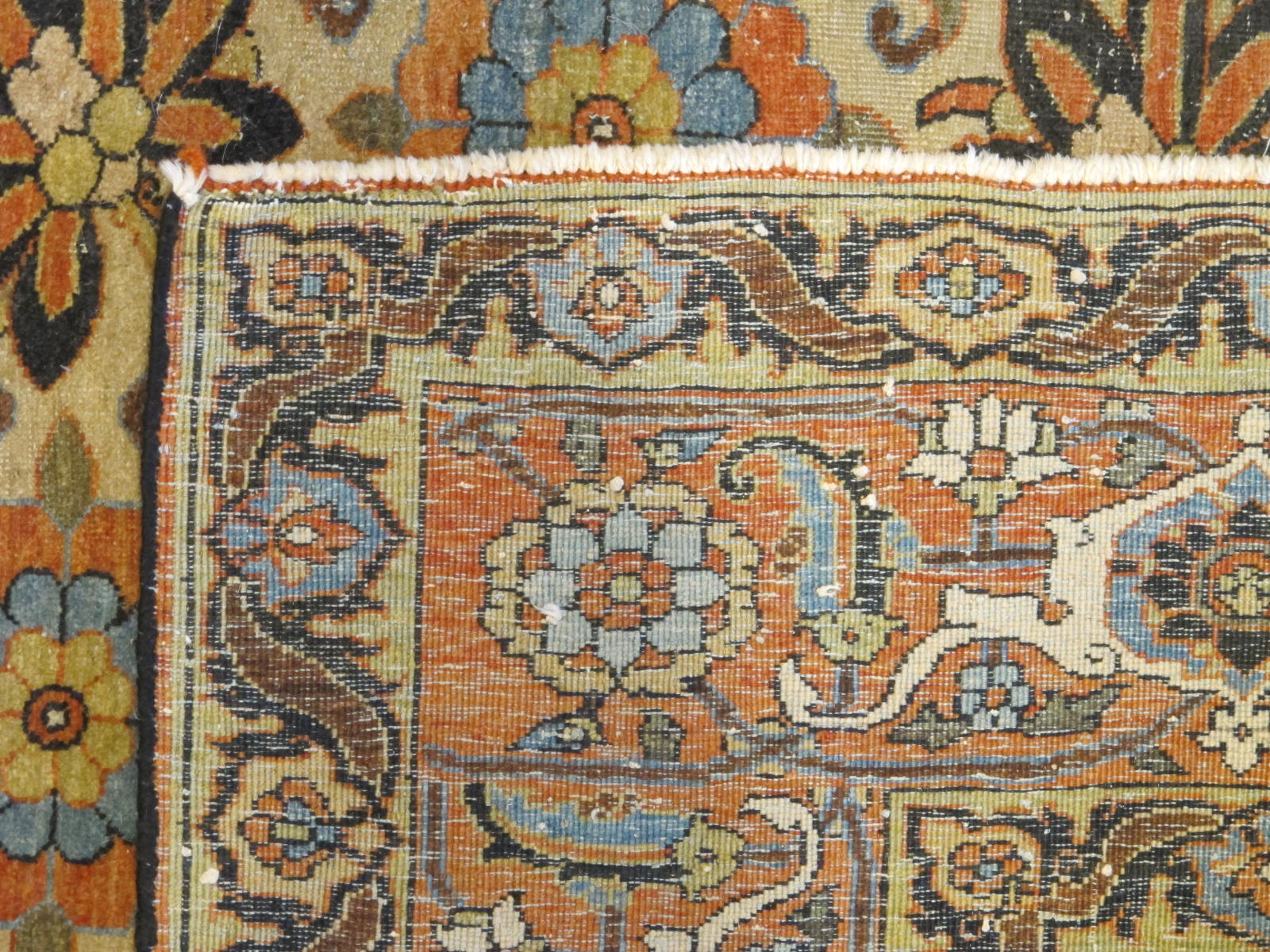 13015 semi-antique persian tabriz 4,6 x 7 (5)