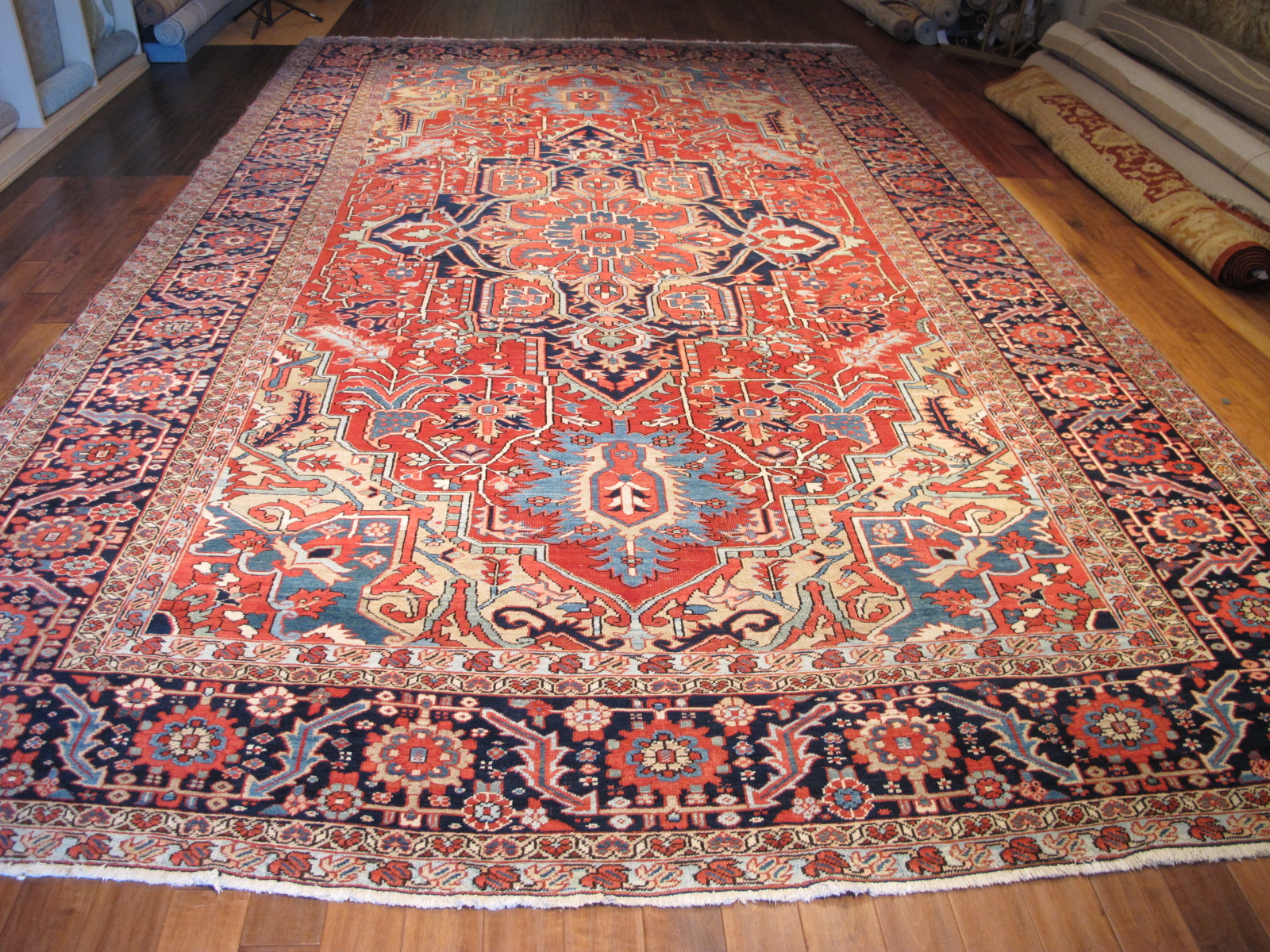 Heriz Carpet | Persian | Circa 1930