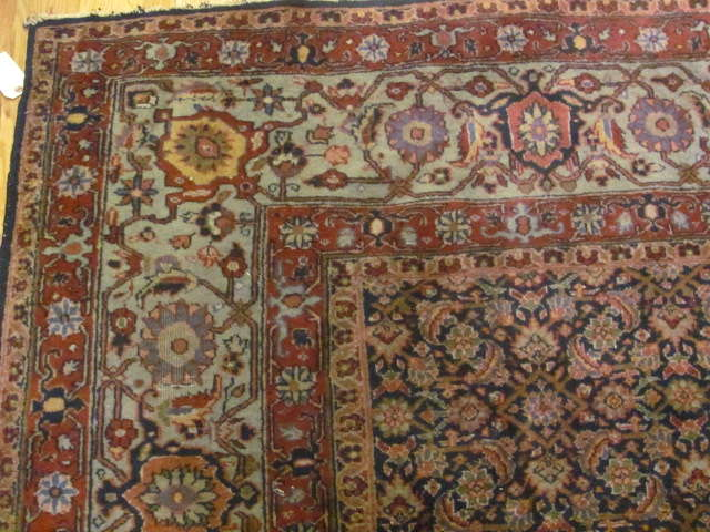 24742 indian lahore rug-10,3x10,11-3